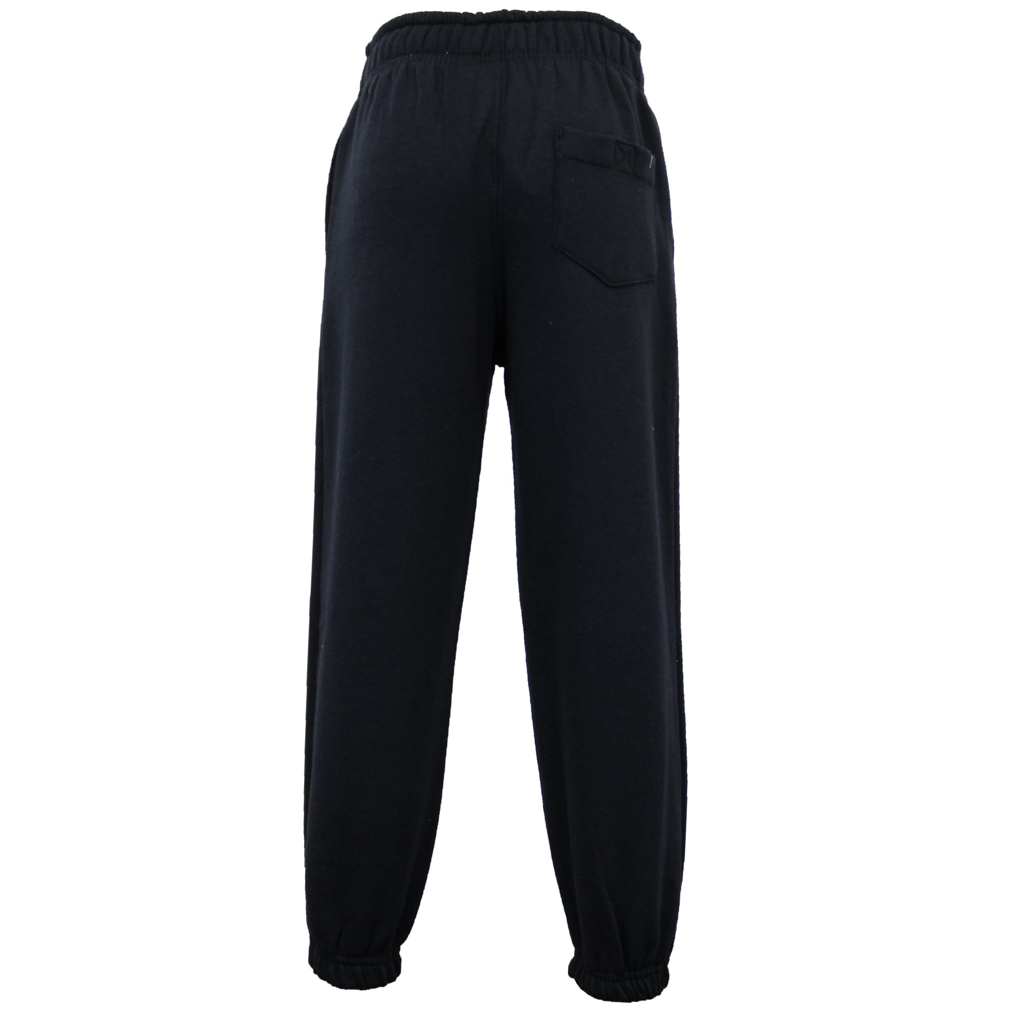 Boys Jogging Bottoms Discover a comfy pair of jogging bottoms for your little one to stay fashionable in. All of our boy's joggers are cosy and fun to wear while they stay active.