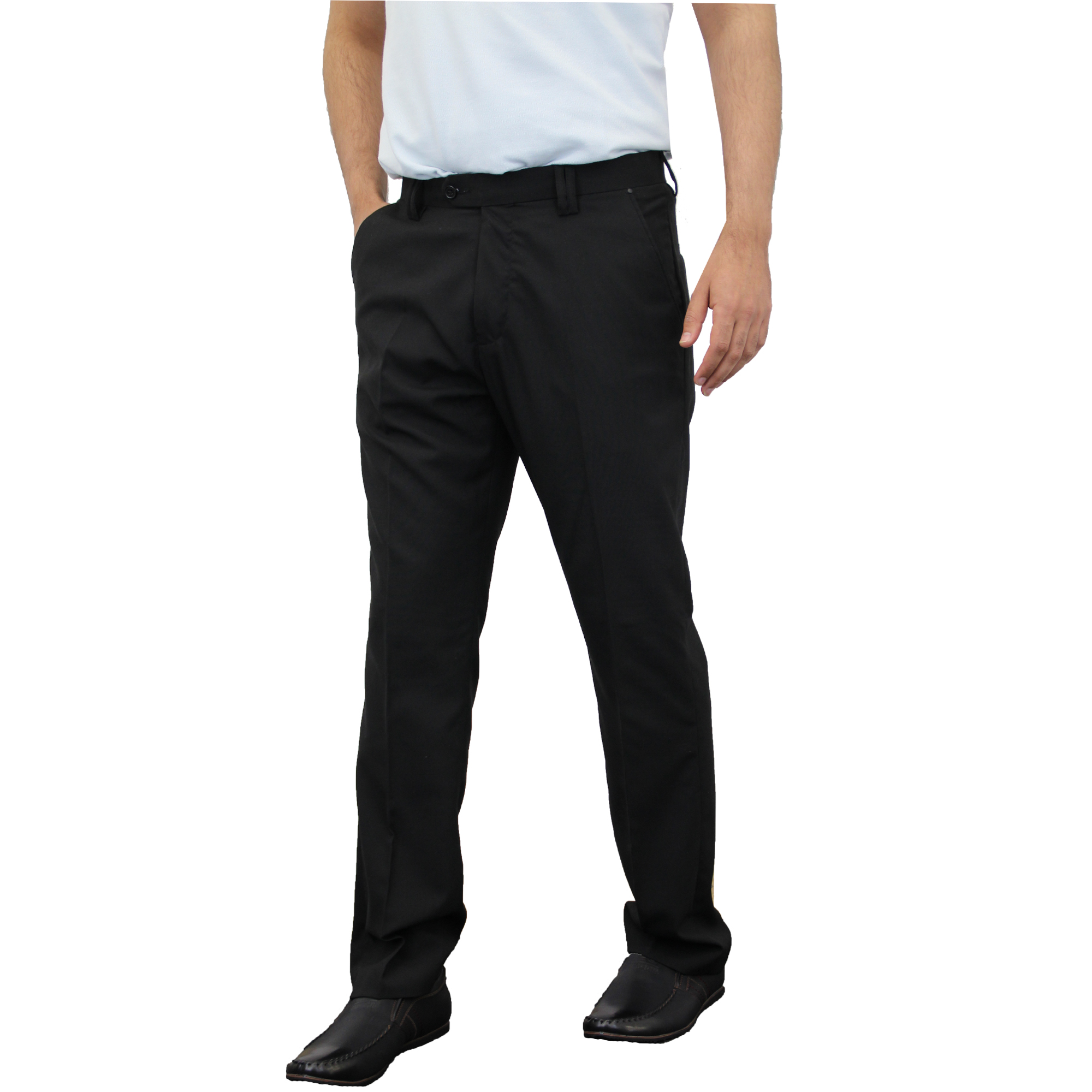 Mens Trouser Soul London Formal Dress Pant Office Work Wedding Casual Designer | EBay