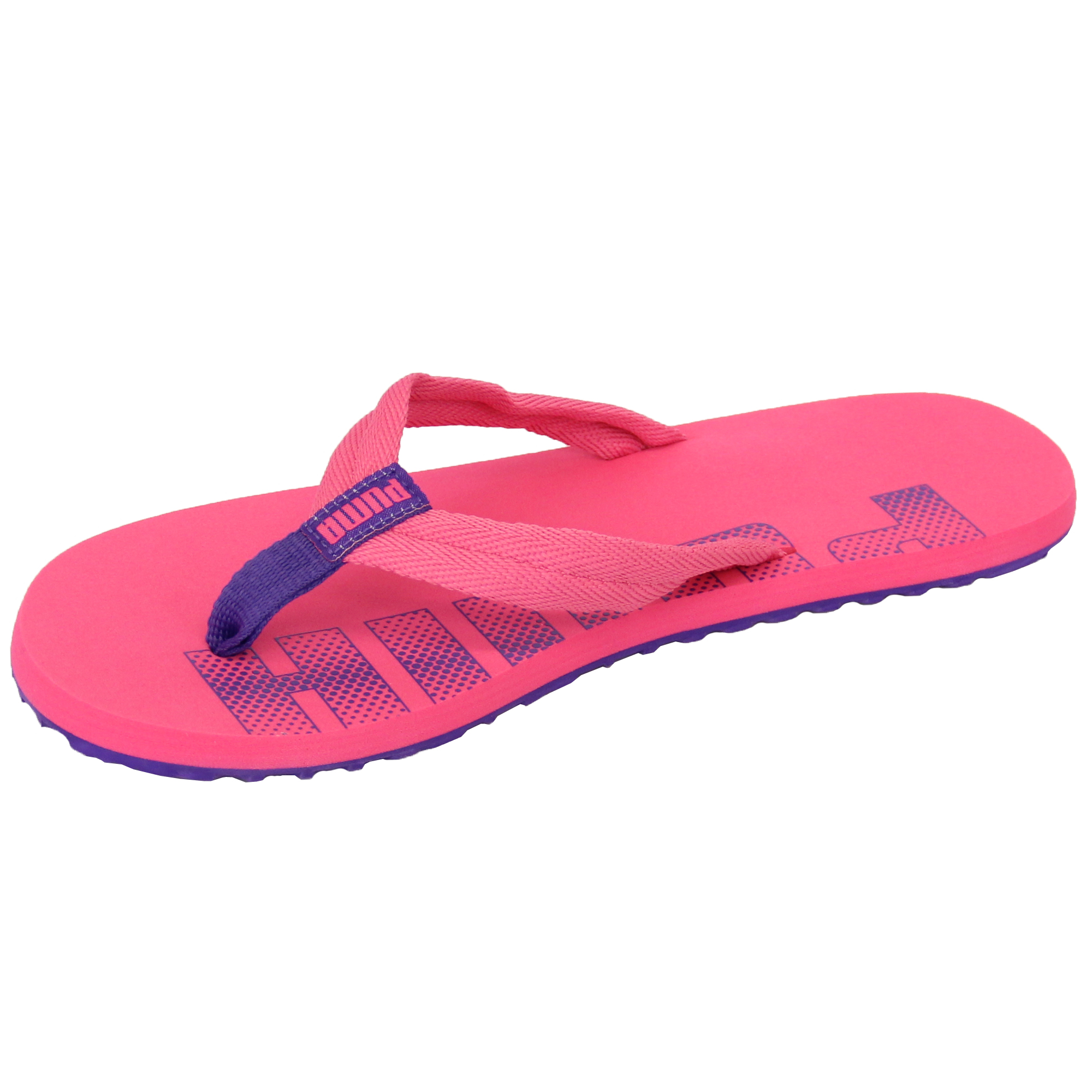 3be724d00408 Boys Puma Epic Flip Flops Kids Toe Post Girls Sandals Summer ...