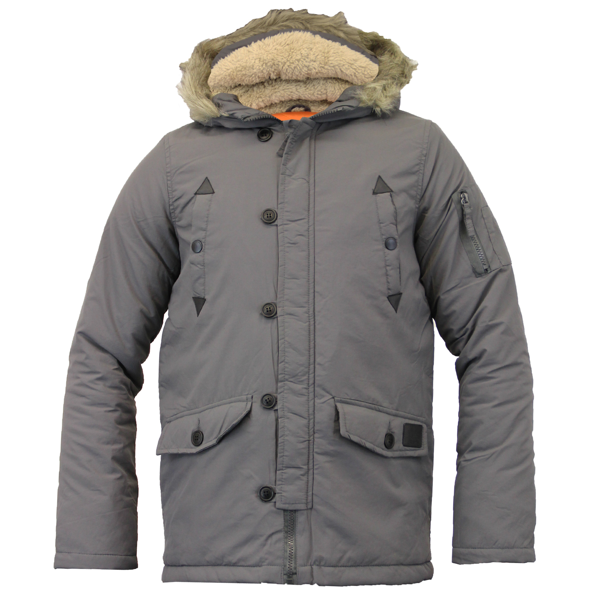 He will be ready for all sorts of outdoor fun with our collection of boys' coats and jackets; choose from gilets and waterproofs to keep them warm and dry, as well as on-trend bombers and blazers.