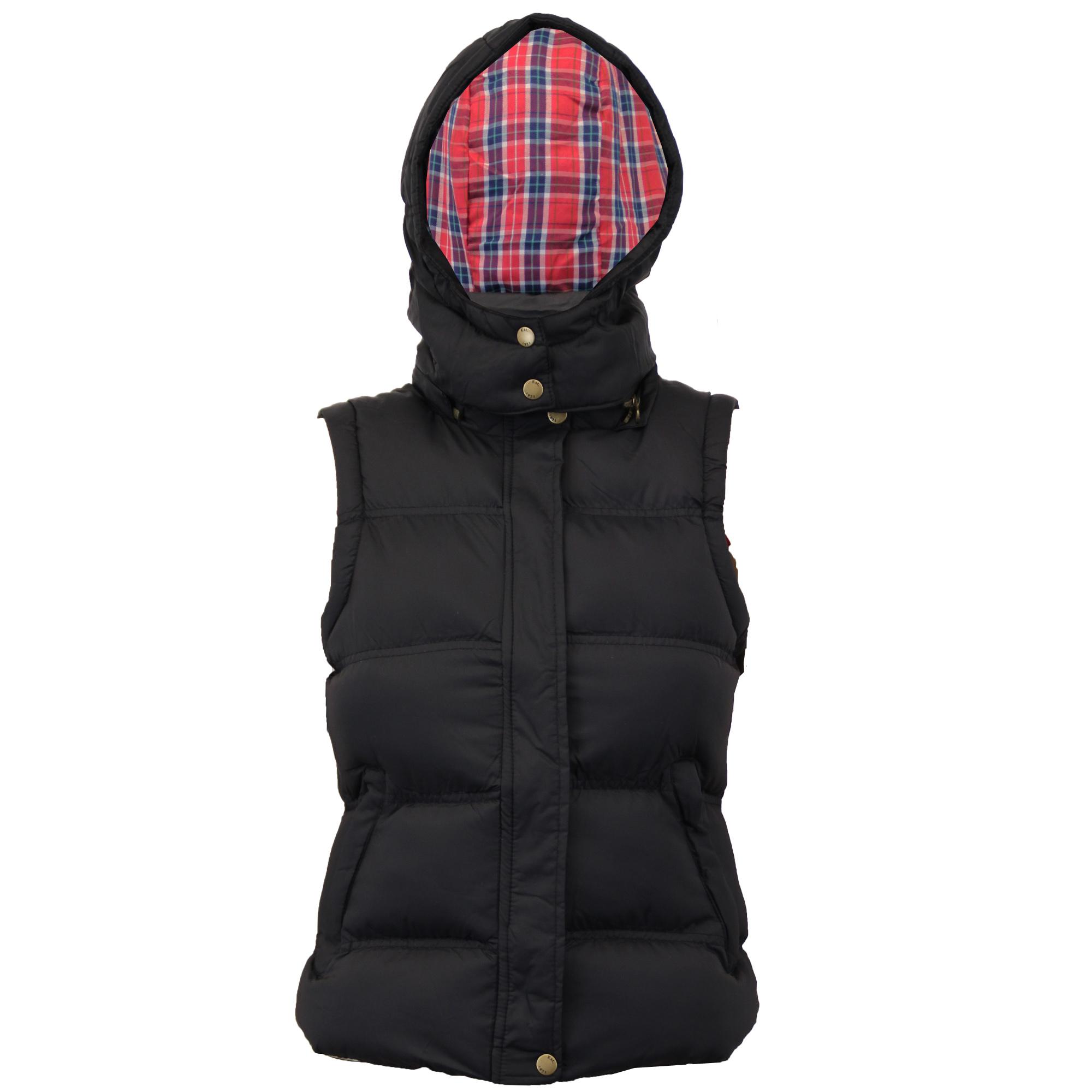 Womens gilet jacket