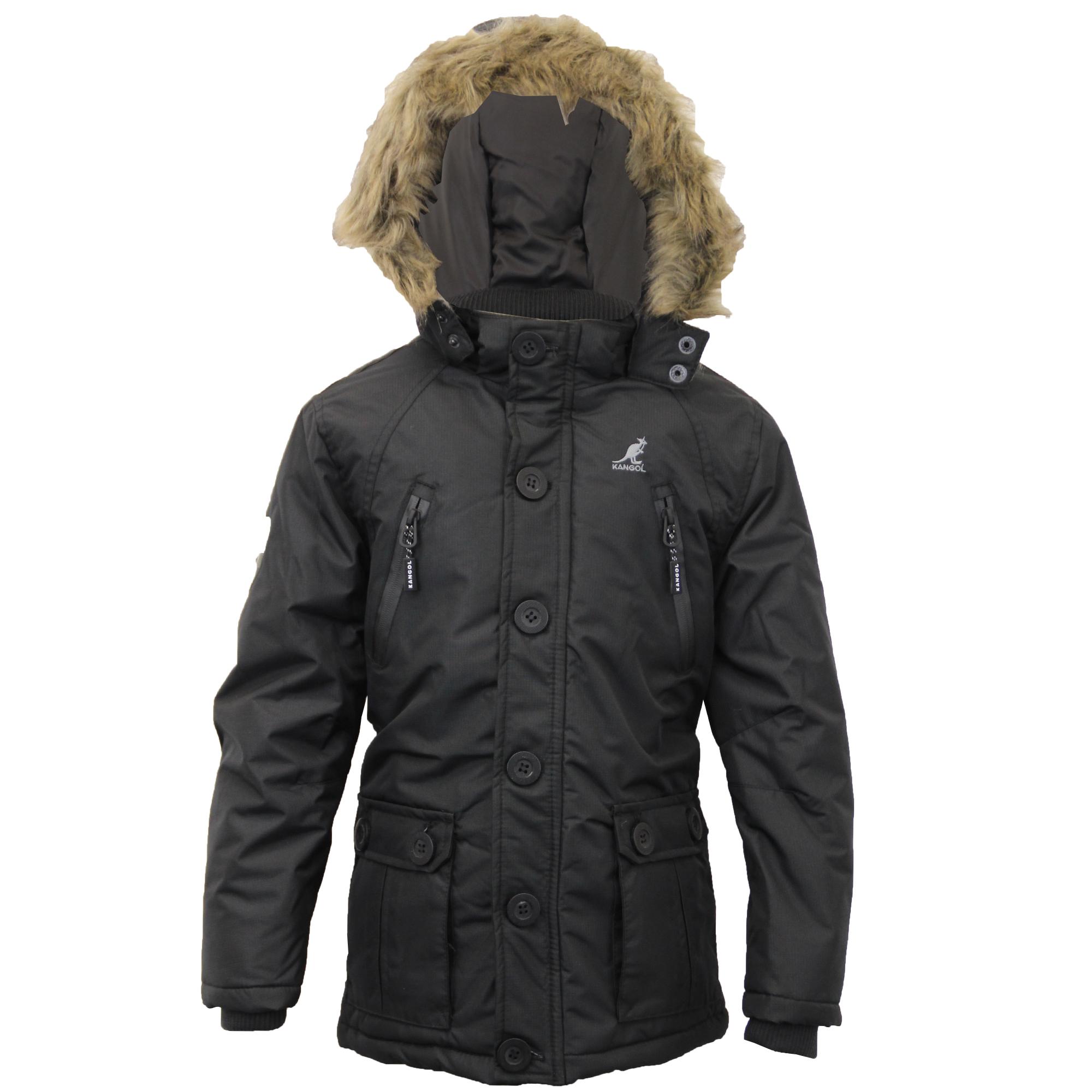 Parka Coats For Boys Jacketin