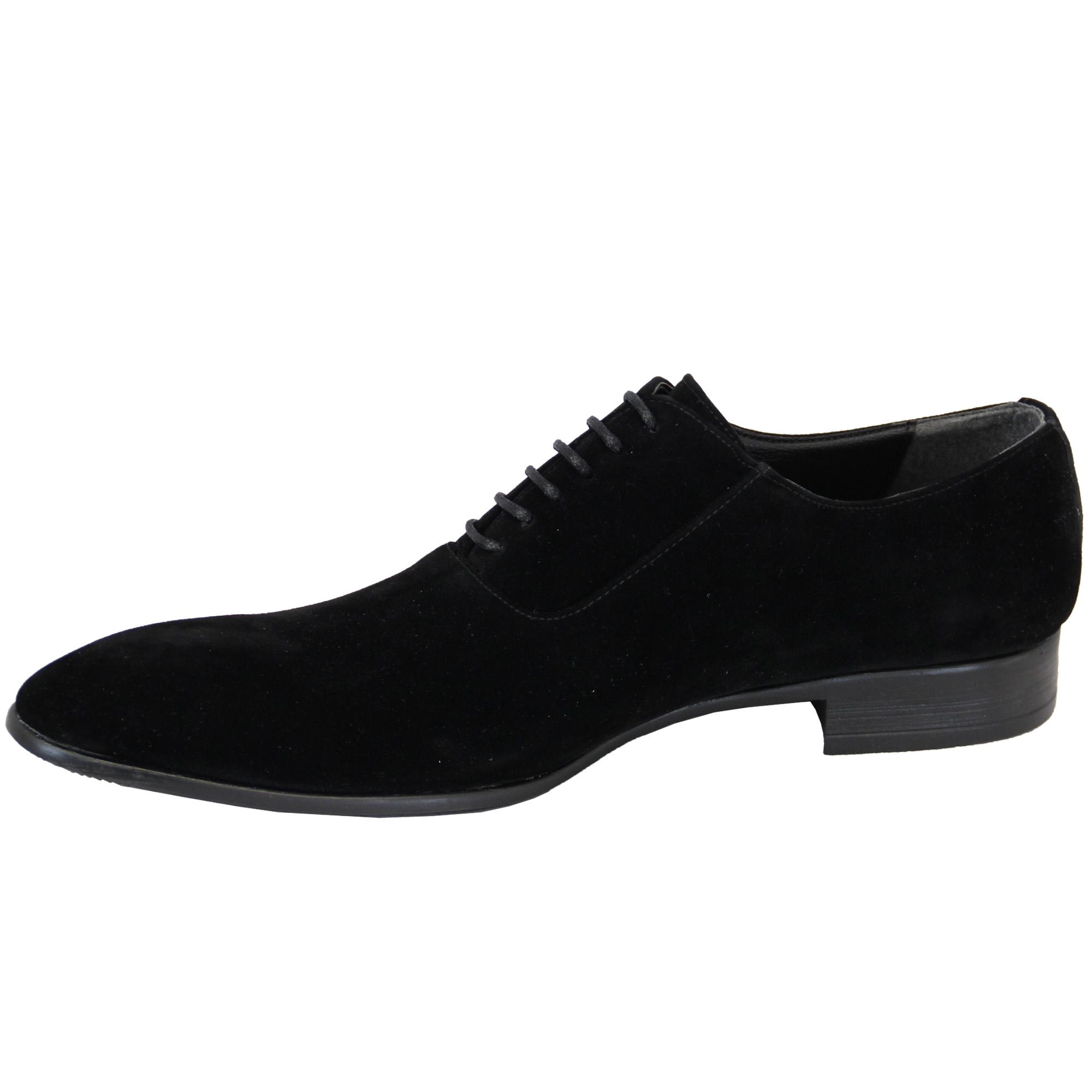 Scarpe Matrimonio Uomo Roma : Da uomo in camoscio look scarpe italiane lacci a punta