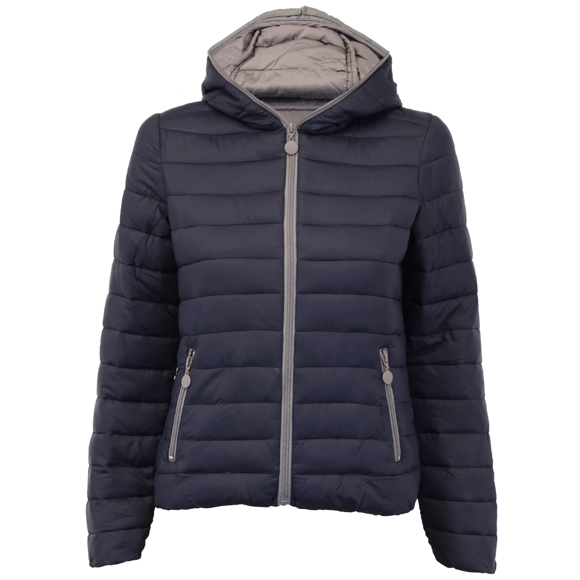 Womens hooded winter coats