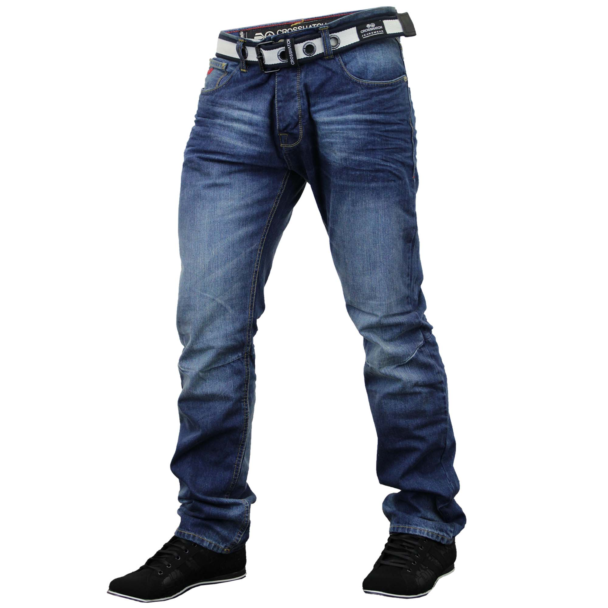 Jeans for Men Men's jeans are a guy's best friend. A staple in every wardrobe, jeans are the most versatile articles of clothing and Kohl's is the best place to find them.