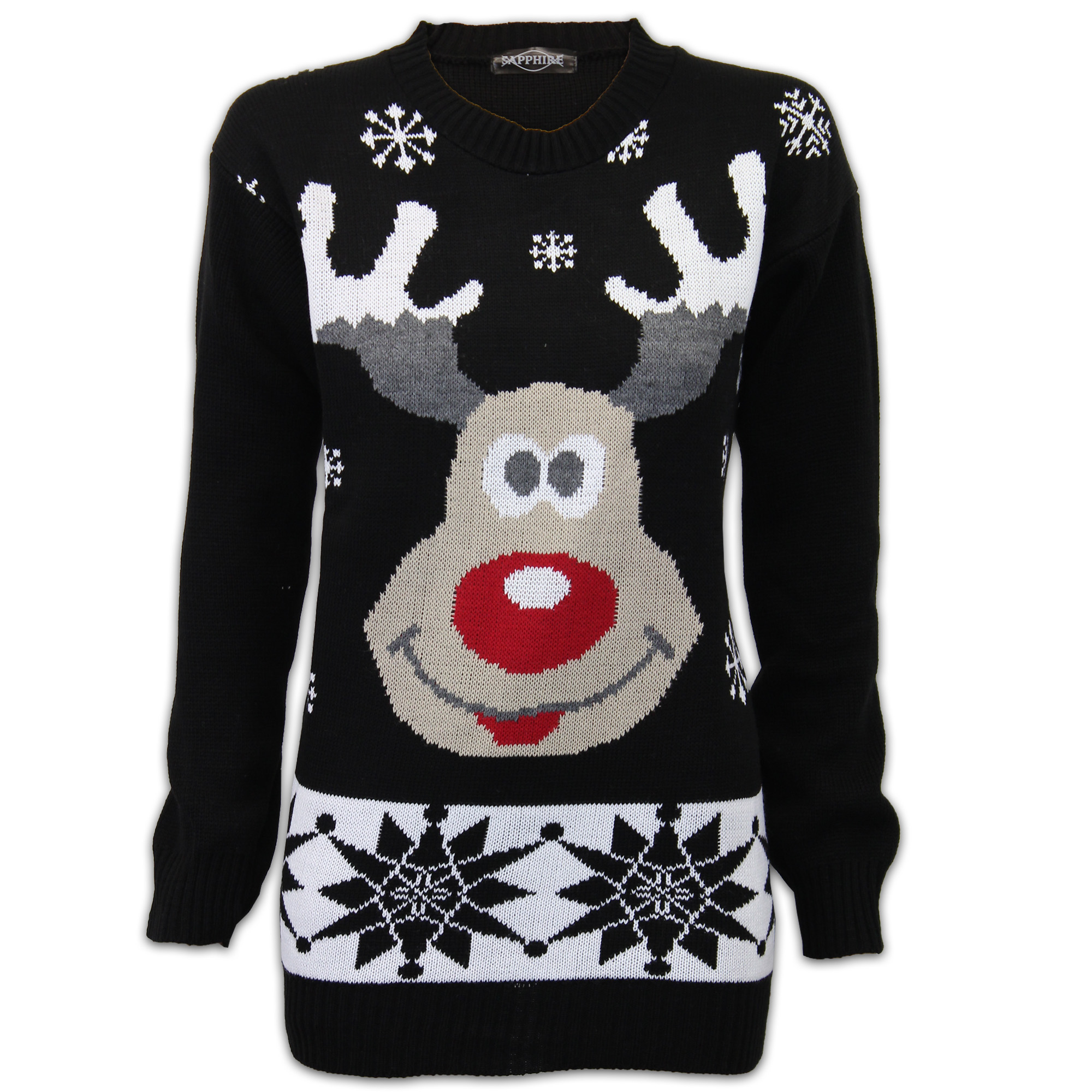 Santa Christmas Jumper Snowman Christmas Jumper