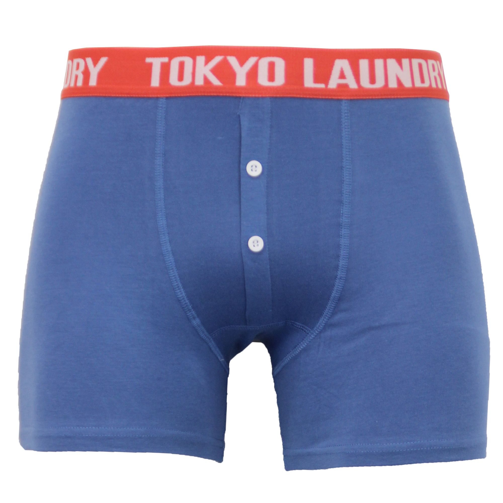 Mens Boxers Shorts Underwear By Tokyo Laundry 2 Pack
