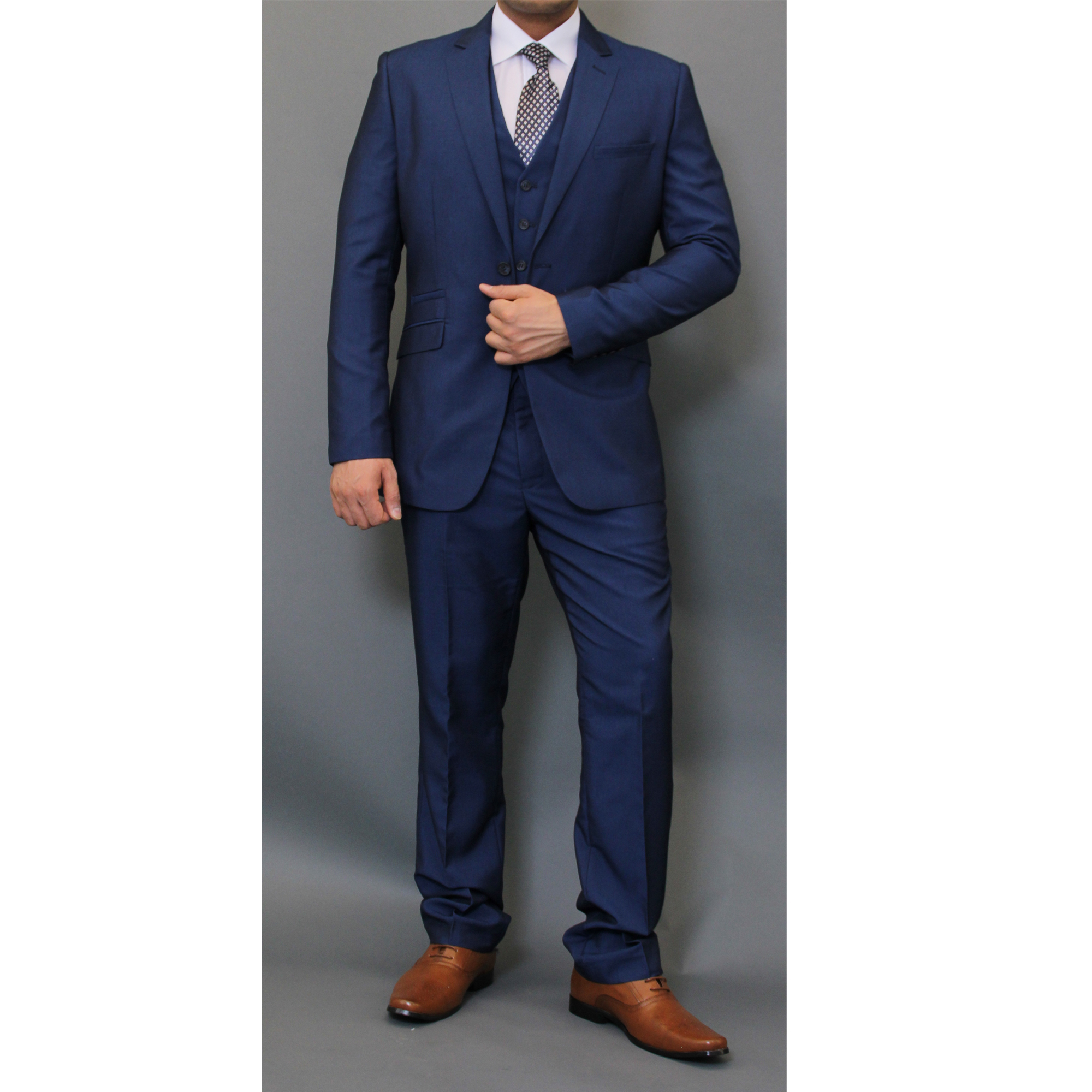 Mens Blazers Waistcoats Trouser 3 Piece Suits By Cavani & Mareno ...