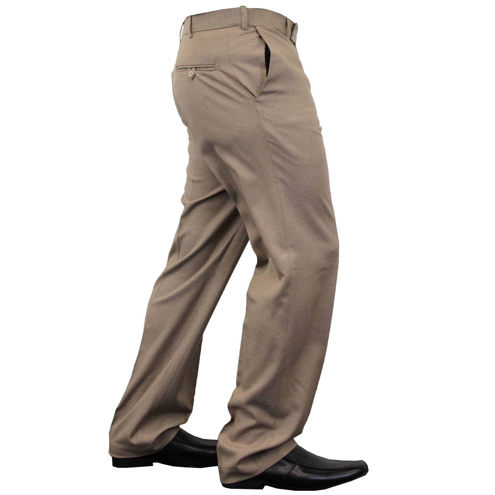 Samuel Windsor men's pants offer exceptional quality and value. Choose from a variety of colors and styles including charcoal wool pants, flat-fronted brick chinos and dark olive cords. From formal suit pants to more leisurely cotton moleskin pants, we have quality pants for every gentlemen's pursuit.