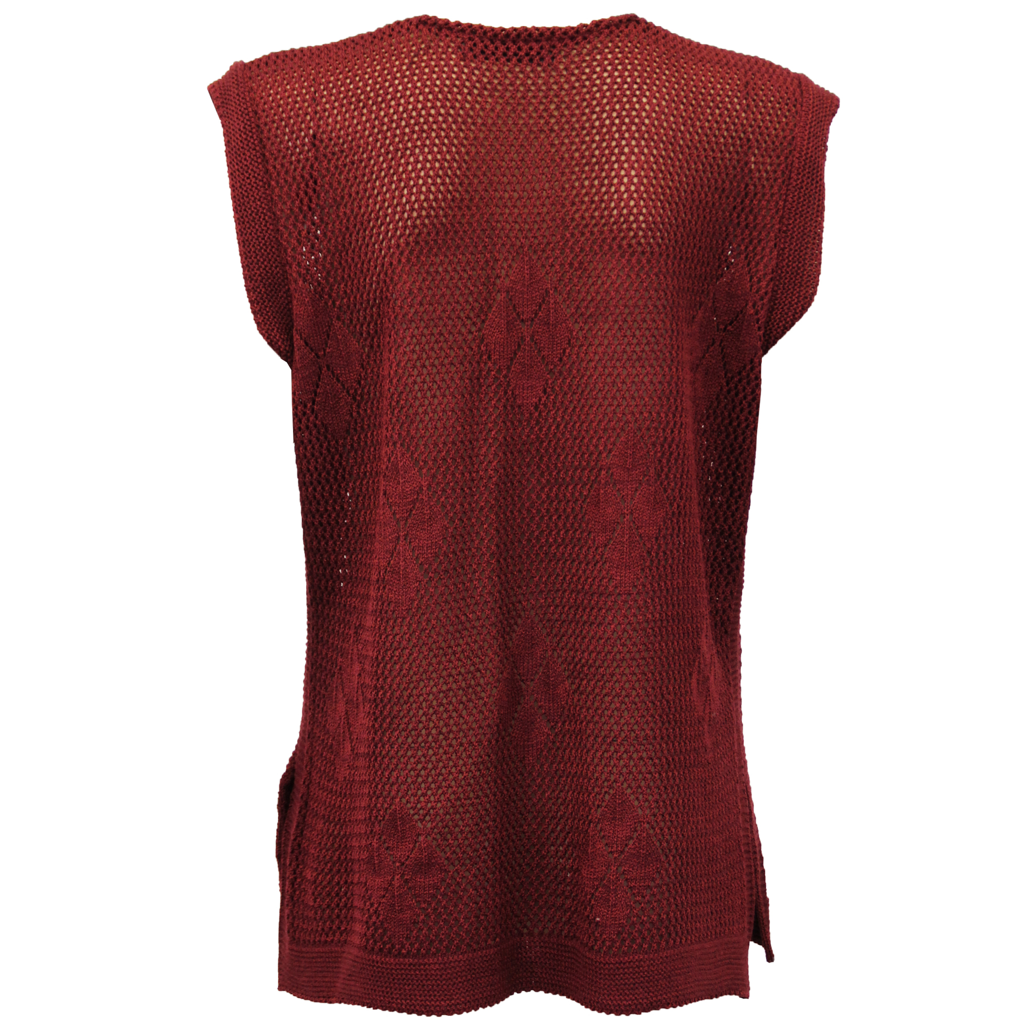 Knitting Pattern Womens Gilet : Ladies Cardigans Womens Gilet Knitted Crochet Waistcoat Sleeveless Casual Win...