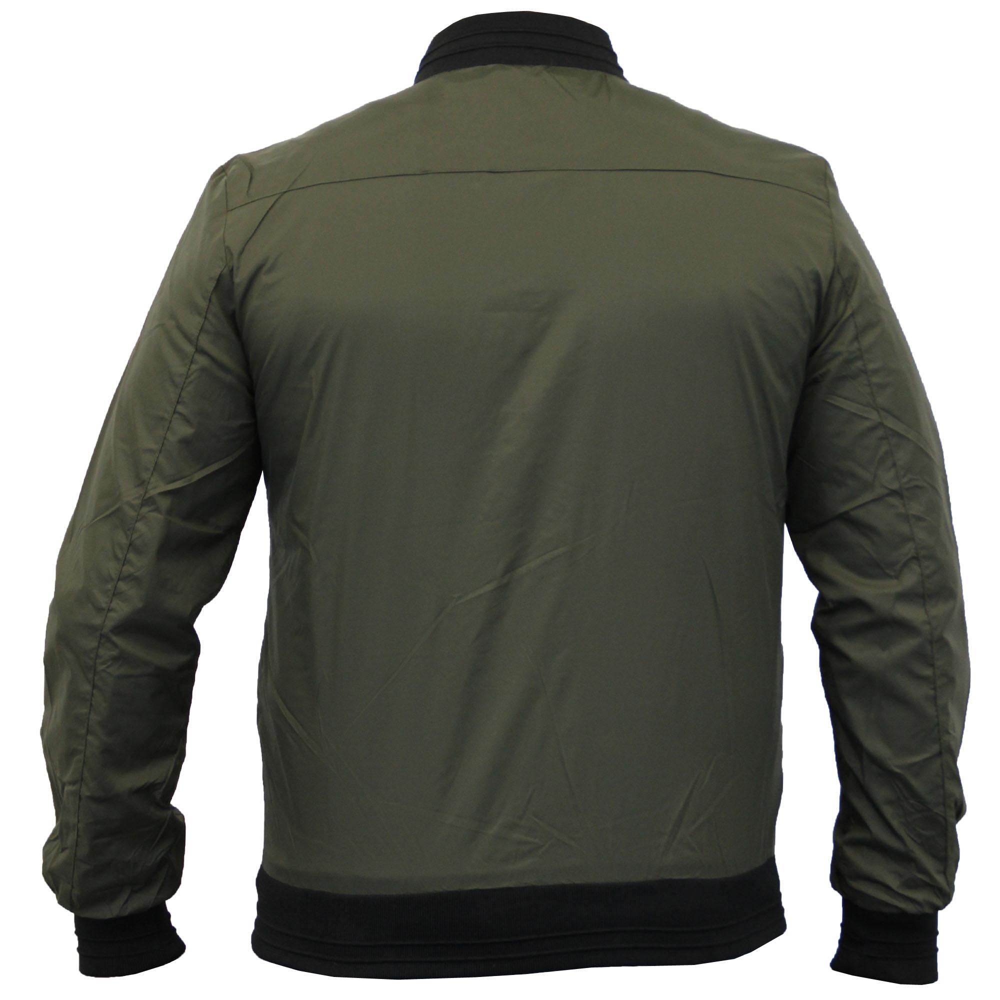 mens jacket brave soul ma1 harrington camo military bomber. Black Bedroom Furniture Sets. Home Design Ideas