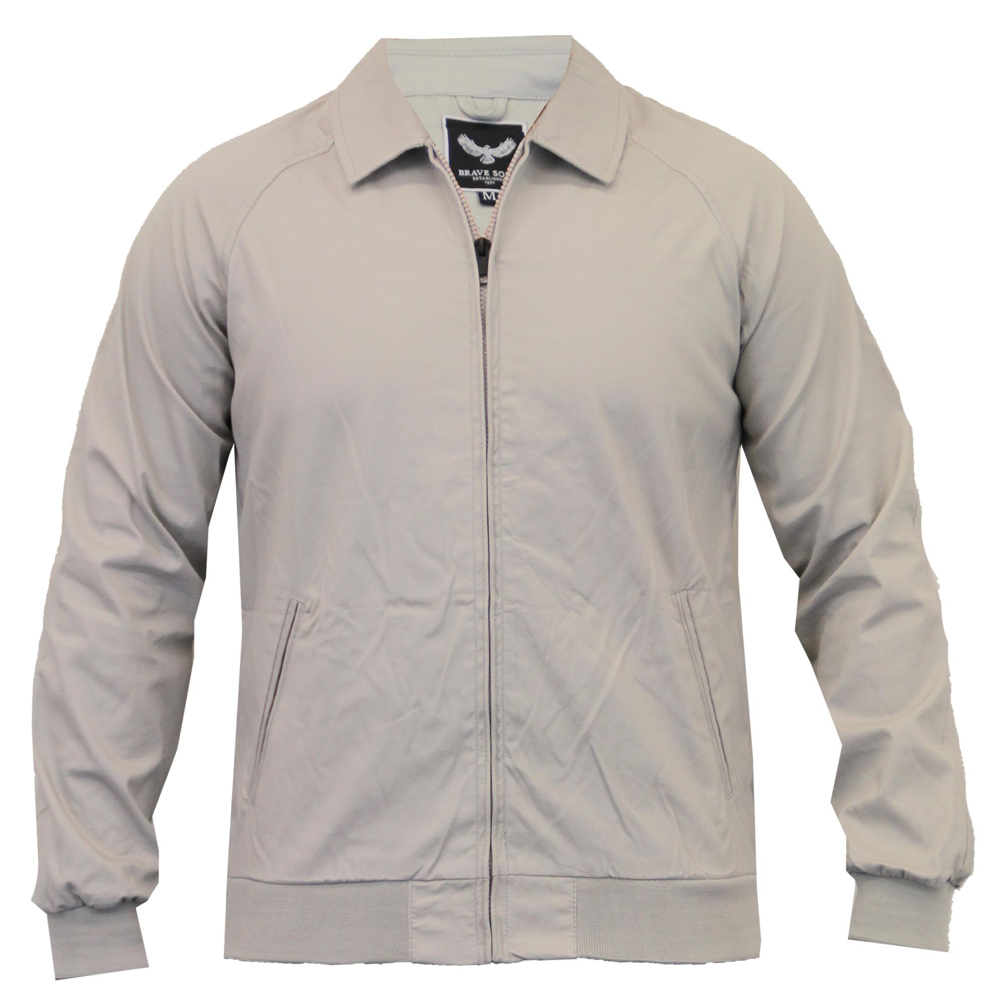 Mens jacket cotton - Men S Brave Soul Jackets