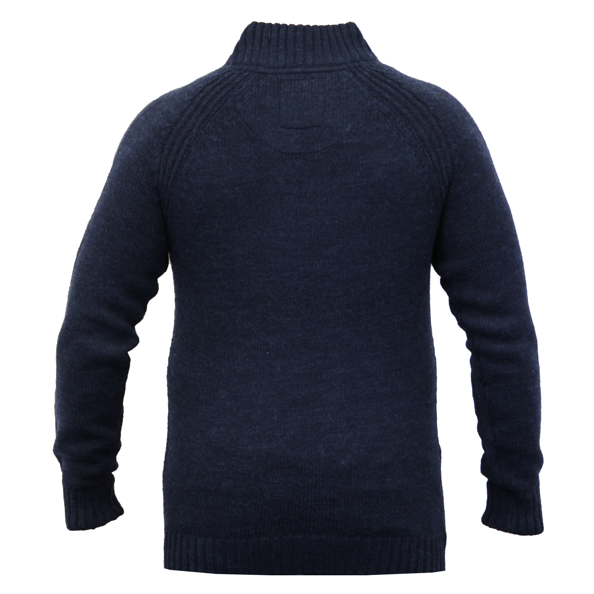 Mens Wool Mix Jumpers Threadbare Cable Knitted Sweater ...