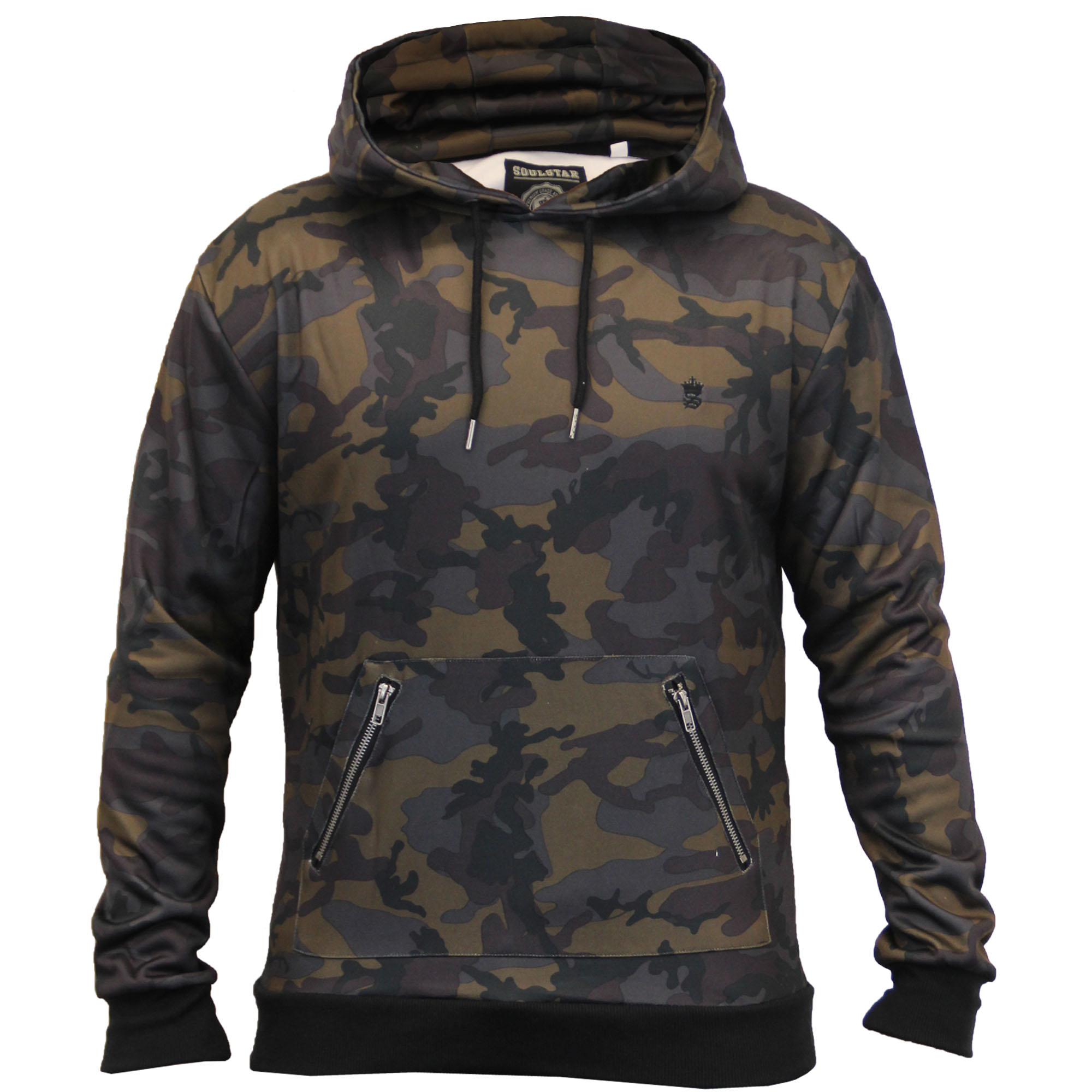 Mens Military Jackets U.S. Marines Mens Reversible 2-In-1 Hoodie The United States Marine Corps have always fought for the freedom of this great nation with undying loyalty and bravery.