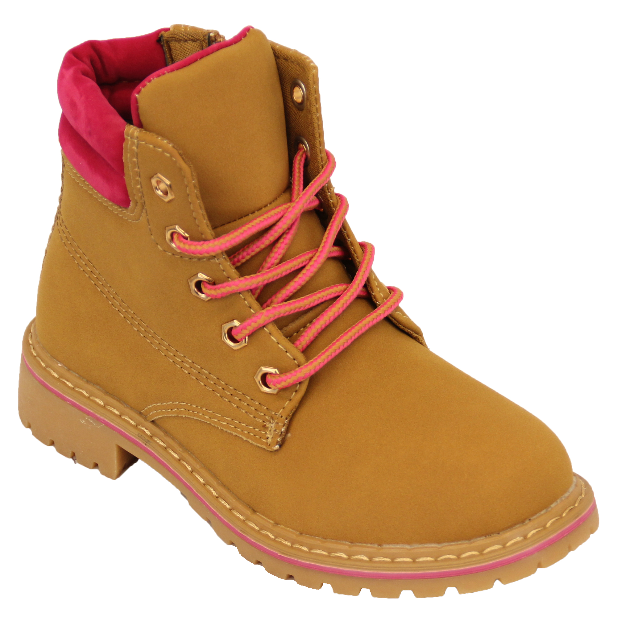 girls desert boots