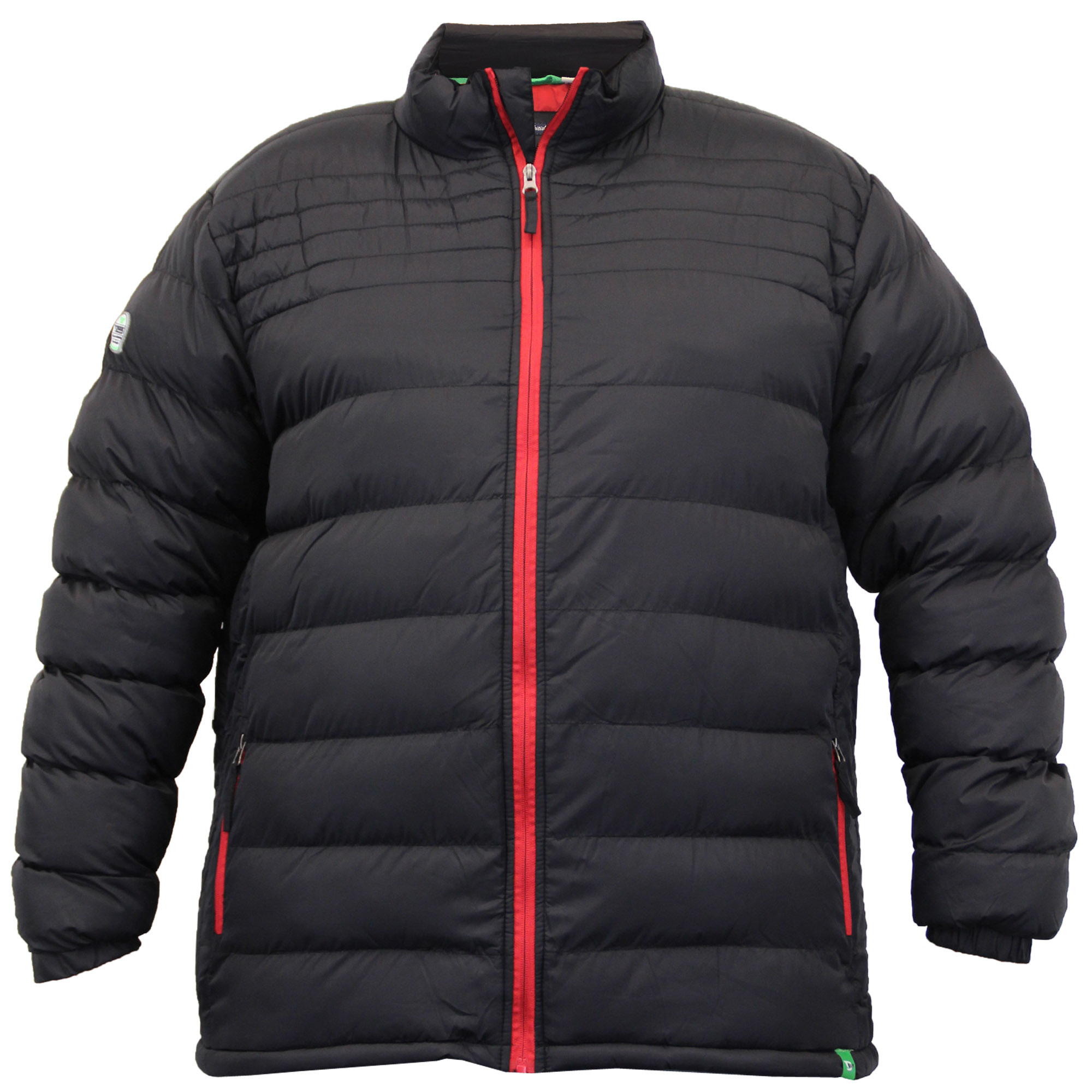 Mens Jacket D555 Duke Coat Big King Size Padded Quilted Bubble ...