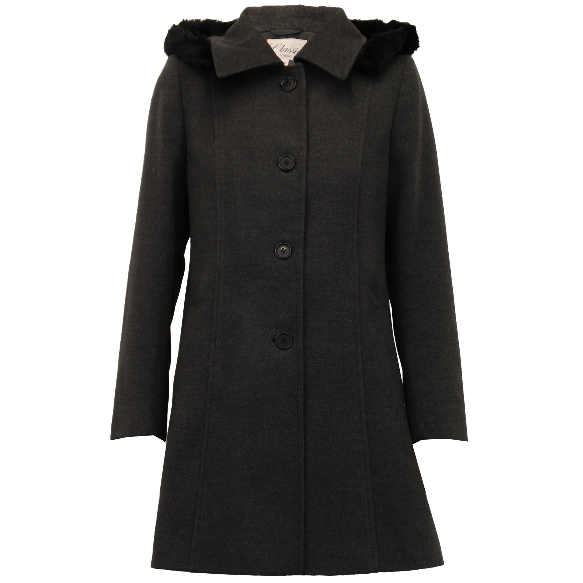 Shop the latest styles of Womens Fur Coats at Macys. Check out our designer collection of chic coats including peacoats, trench coats, puffer coats and more! The Fur Vault Fox-Fur-Trim Hooded Belted Wool Coat $2, Now $1,