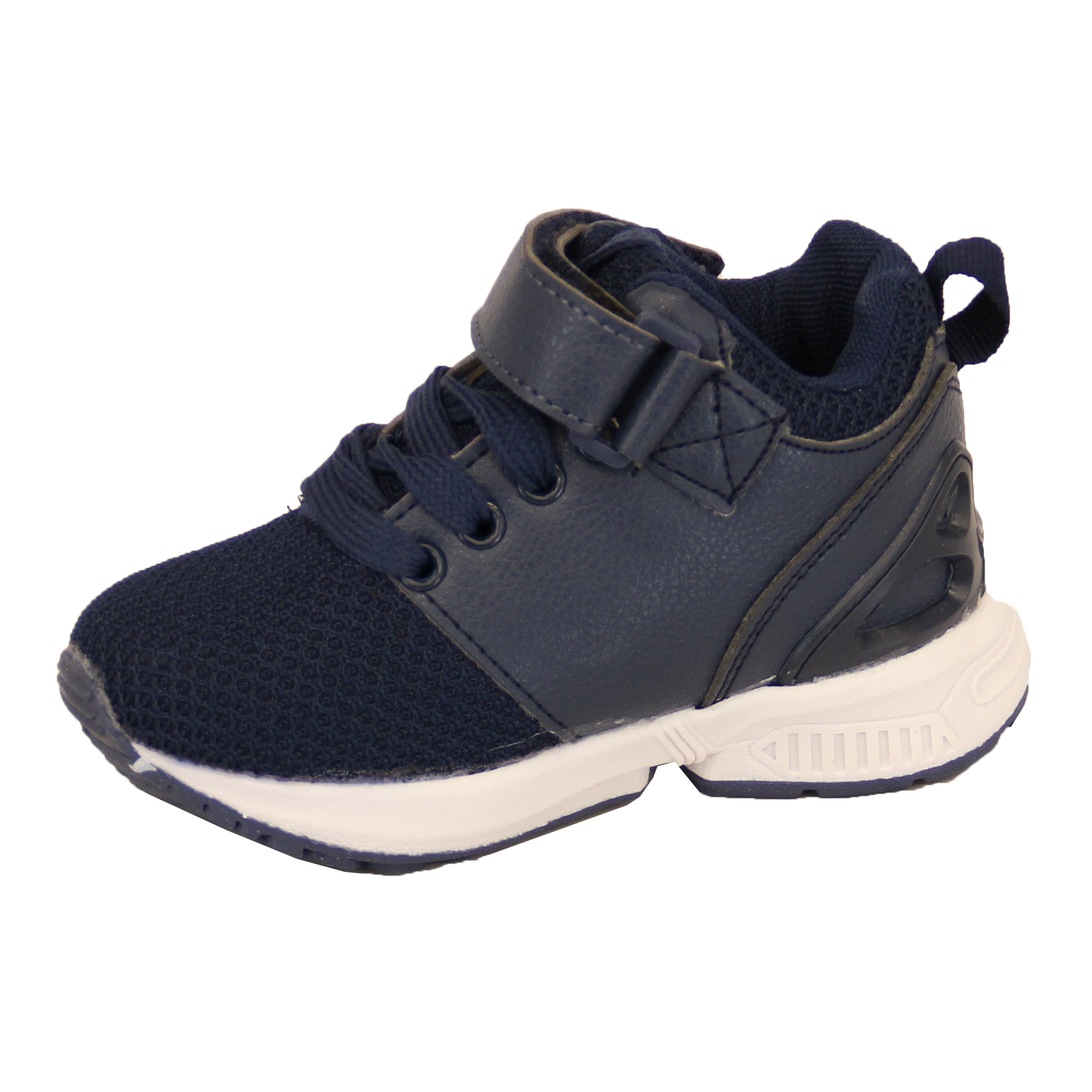 Boys Trainers Kids Pumps Shoes Velcro Lace Up Infants Youth Camo Mesh Casual New | EBay