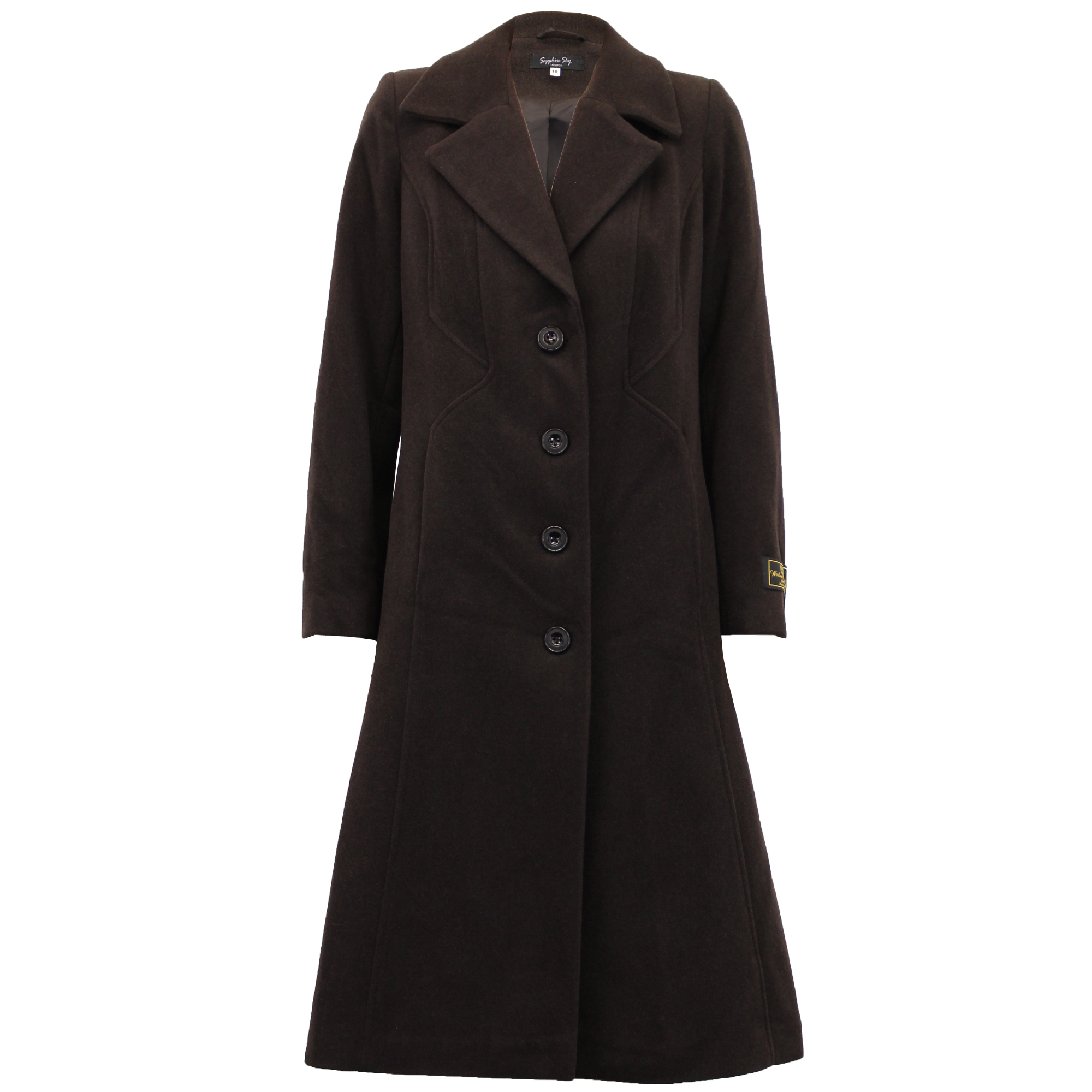 Burberry - Toggle Detail Wool Coat I want a toggle coat so badly! Find this Pin and more on Women's Wool Coats by Wool Coats & Stuff Coats & Stuff. I need this coat! Women's Toggle Stylish Coats Fall Winter Fashion Trends Women.