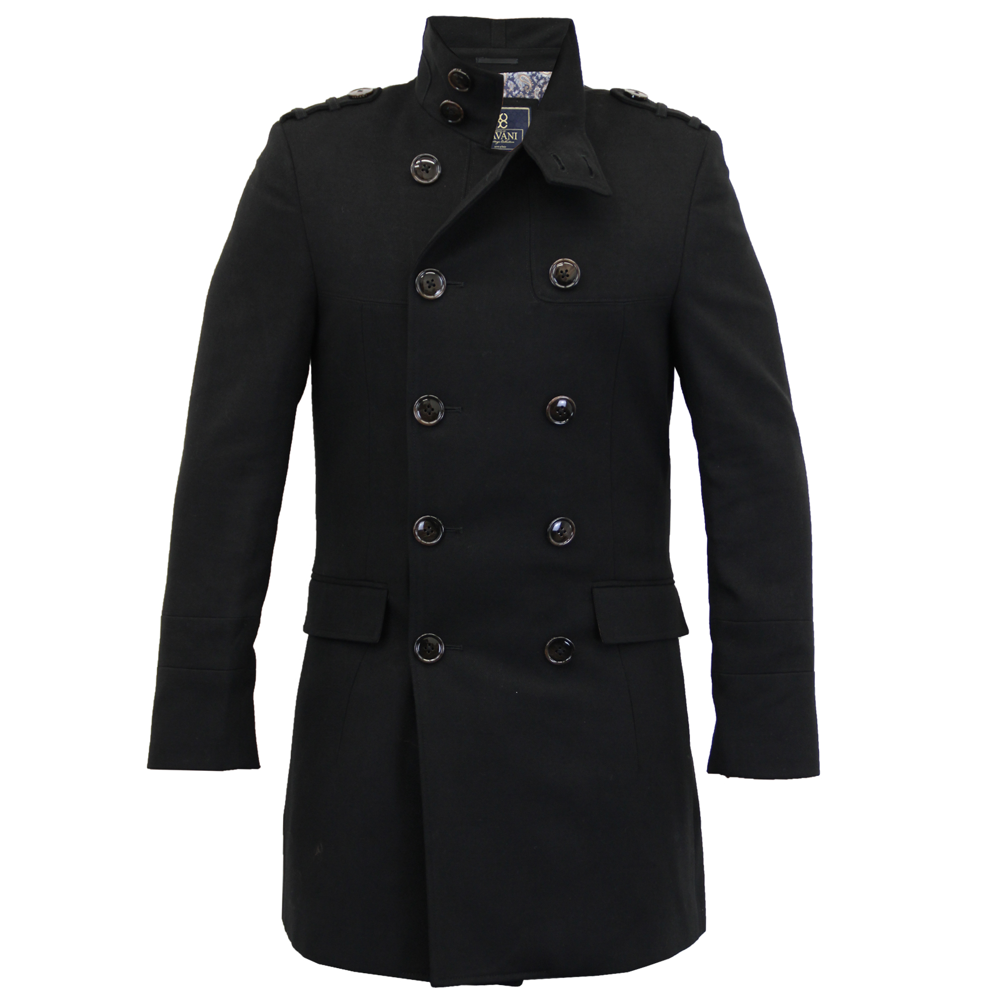 Find great deals on eBay for mens fitted coat. Shop with confidence.