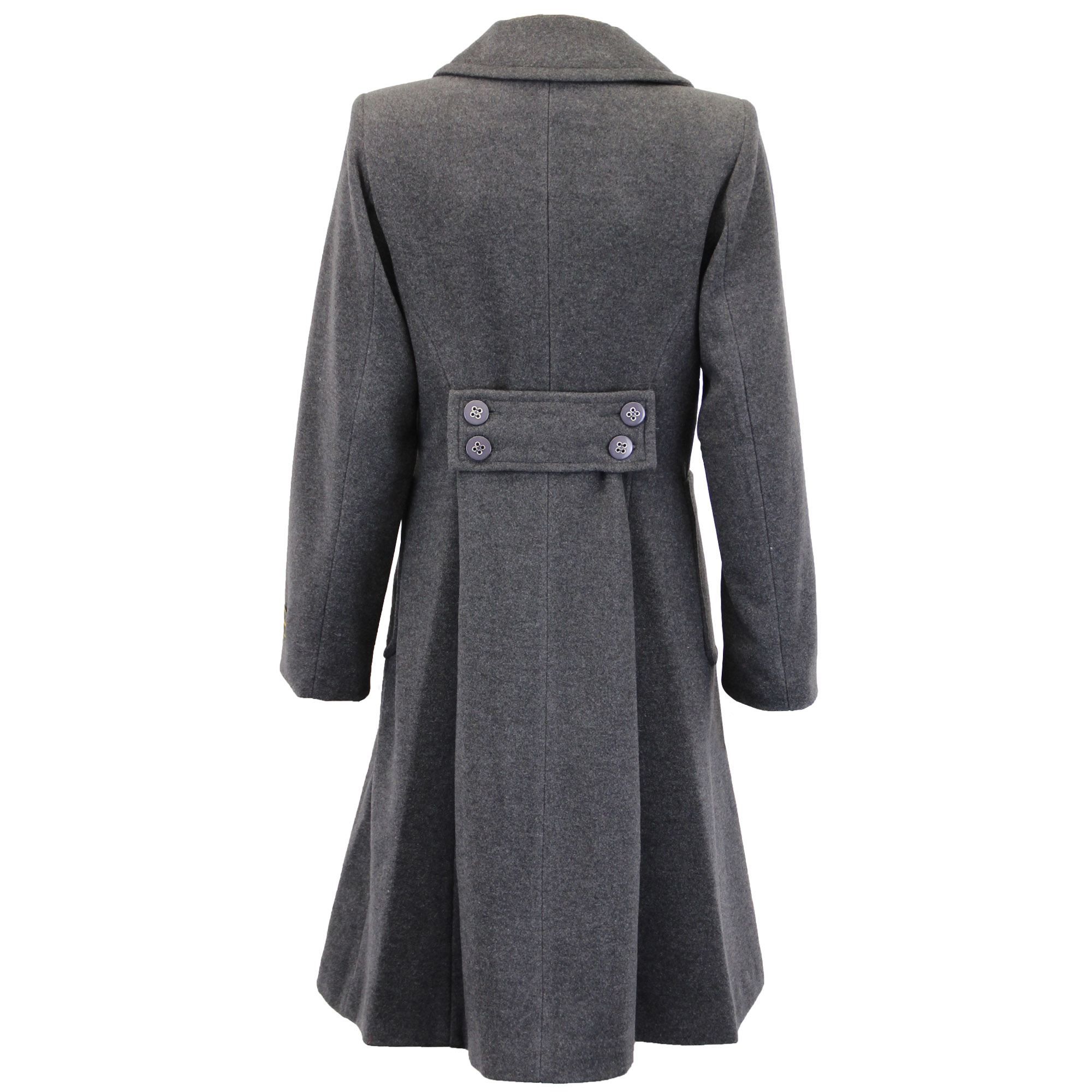 Women's Double Breasted Peacoats. Clothing. Women. Womens Coats & Jackets. Women's Double Breasted Peacoats. Showing 48 of 53 results that match your query. Product - Winter Pea Coat FOR Women- Women Trendy Double Breasted Wool Pea Coat 3 Colors: Wine Red, Black, Brown BEDYDS. Clearance. Product Image.