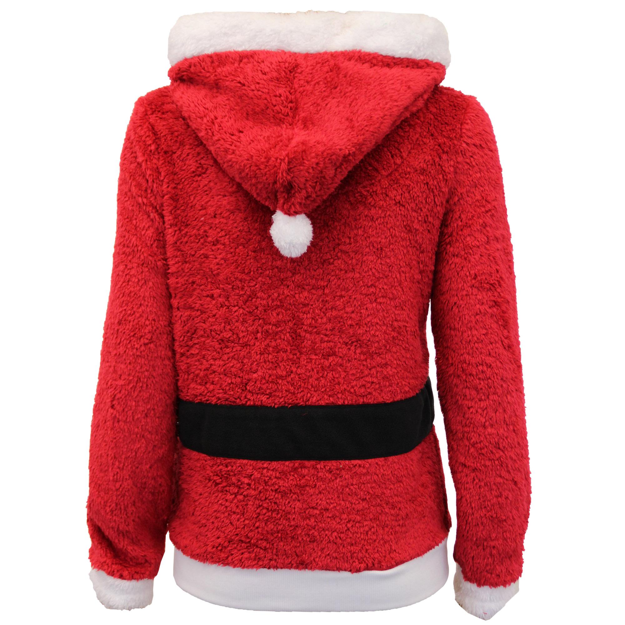 Mens Ladies Christmas Jumpers Season Greetings Xmas Novelty Santa Elf Winter New