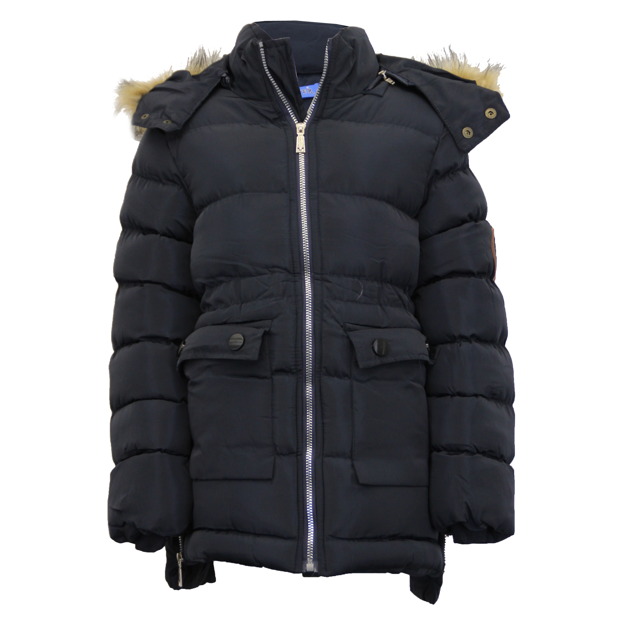 Warm and water-resistant our kids padded jackets are perfect for chilly, wet winter days. Our range of great value boys and girls padded jackets are available in a range of styles, lengths and colours that they are going to love.