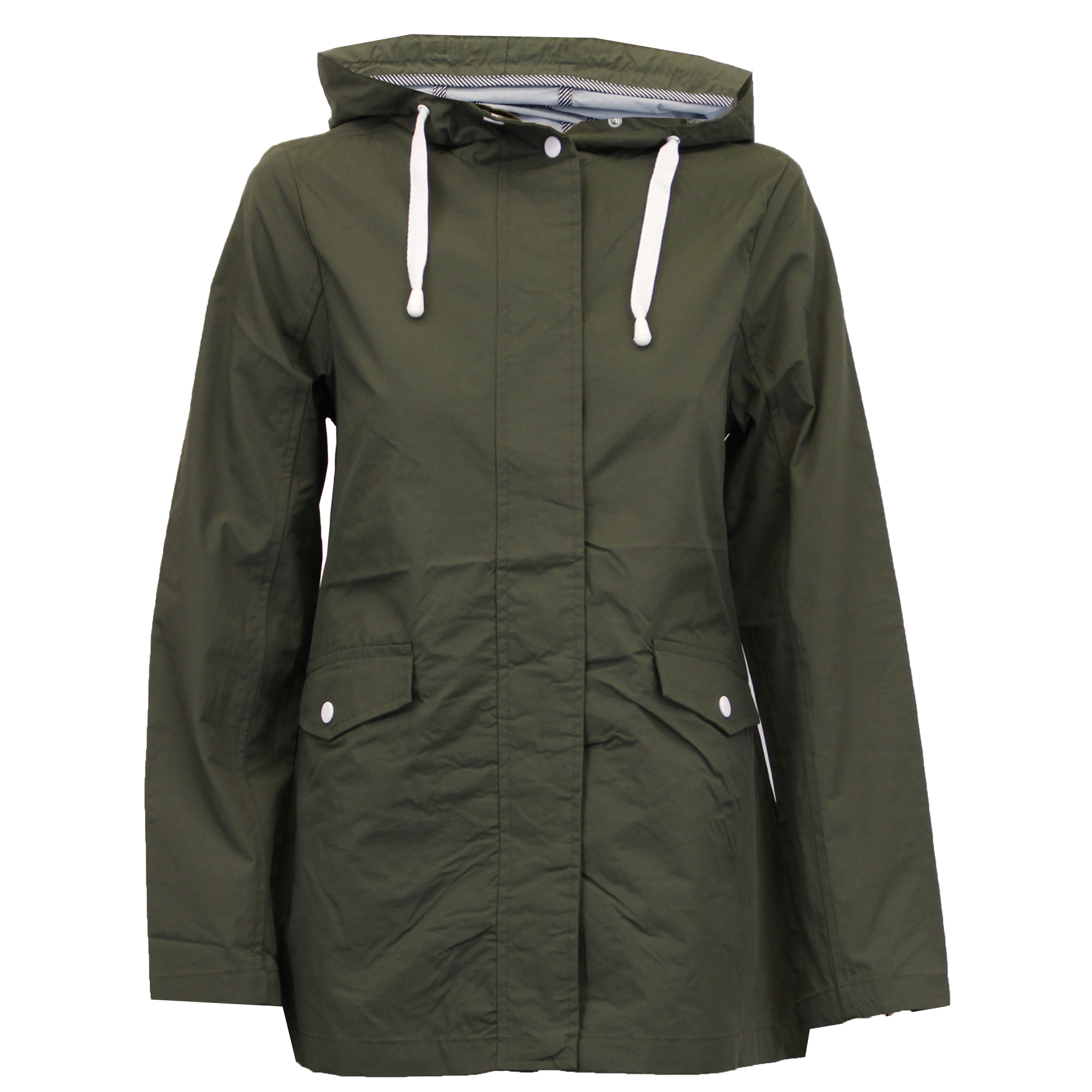 Ladies Kagool Jacket Brave Soul Womens Coat Hooded ...