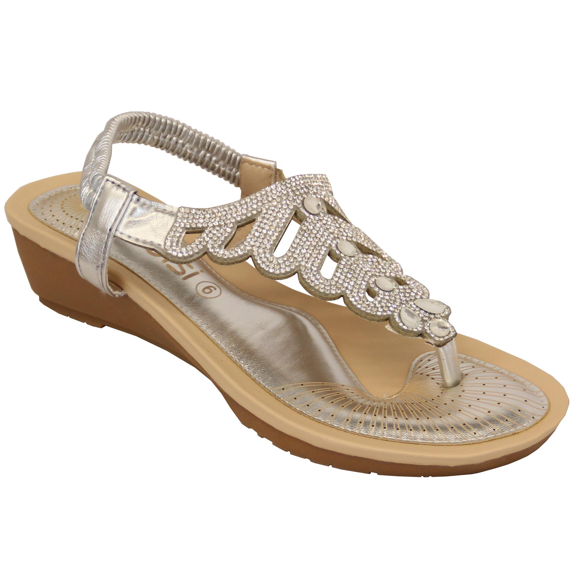 High Heel Toe Post Shoes