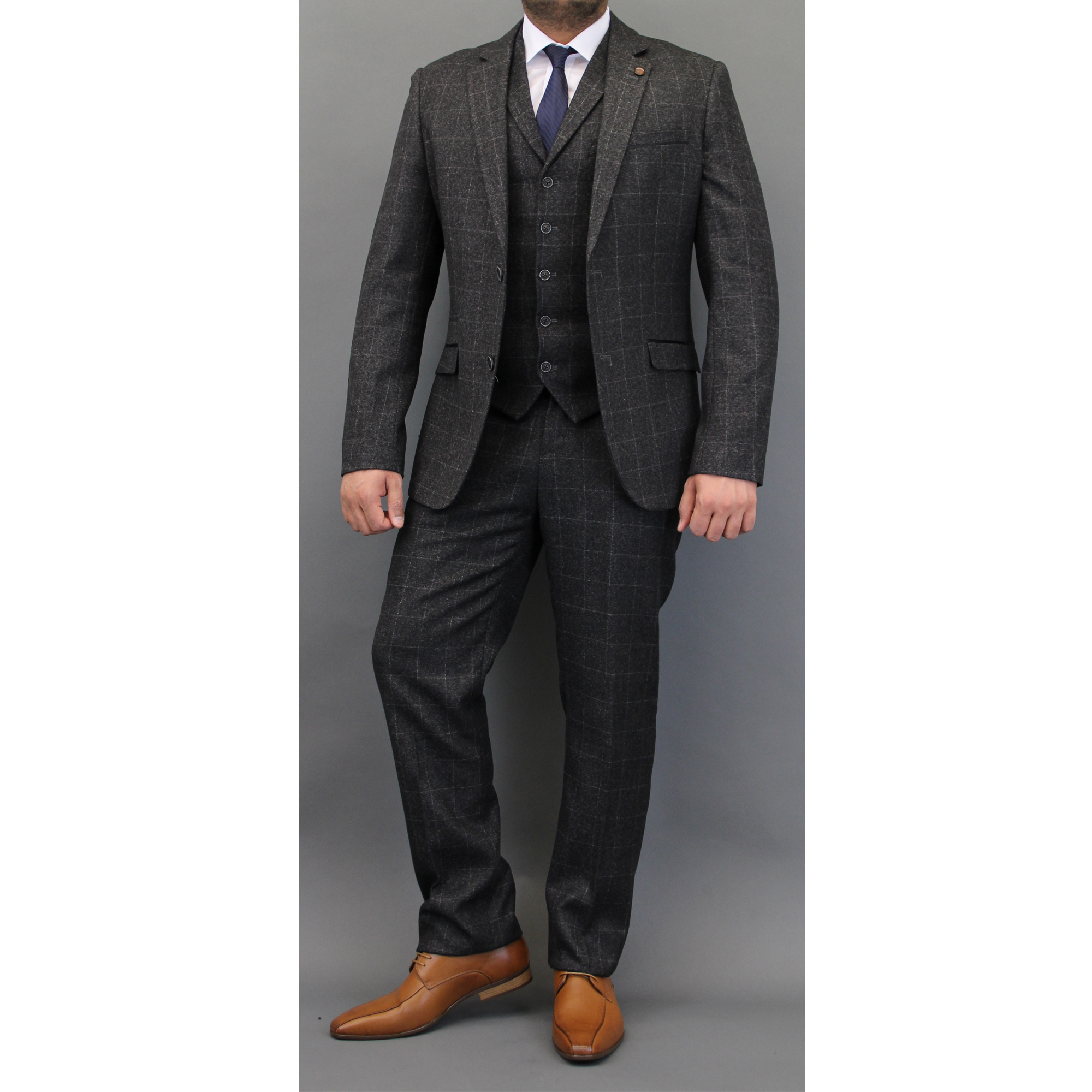 Men's Extra Slim Suit Separates are available in a variety of sizes, including tall. These suits are fitted through the shoulders, chest, waist and legs to give you a tailored and clean-cut look. Try our Extra Slim Fit suits in black, blue, navy, gray, maroon and more.