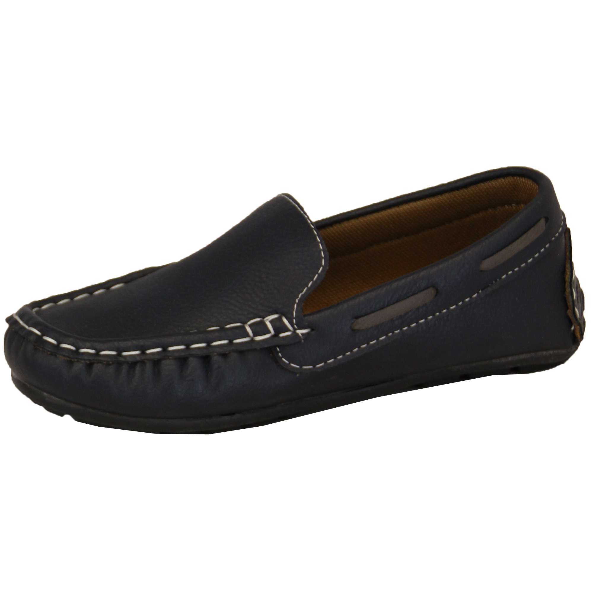 Kids Boys Girls Soft Loafers Oxford Flats Casual Shoes Toddler Slip On Moccasins.