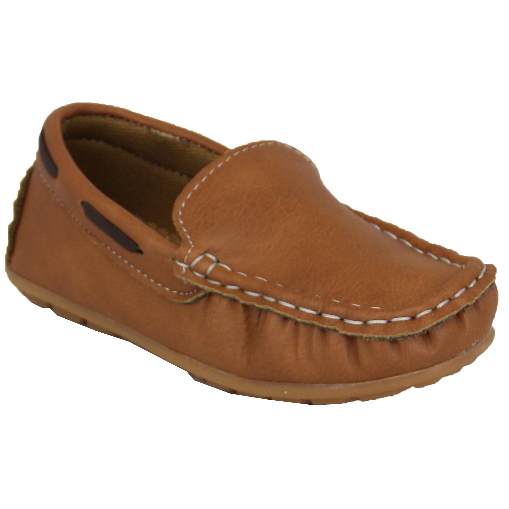 Slip On Deck Shoes Boys