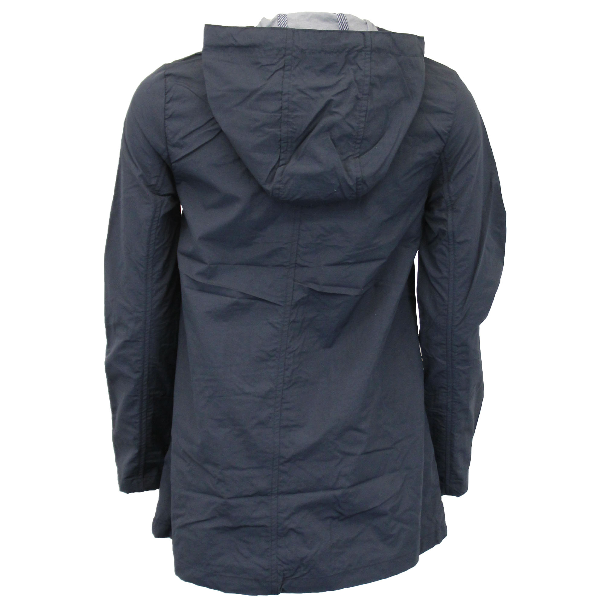 Ladies Kagool Jacket  Brave Soul Womens Coat Hooded Digger Lightweight Summer