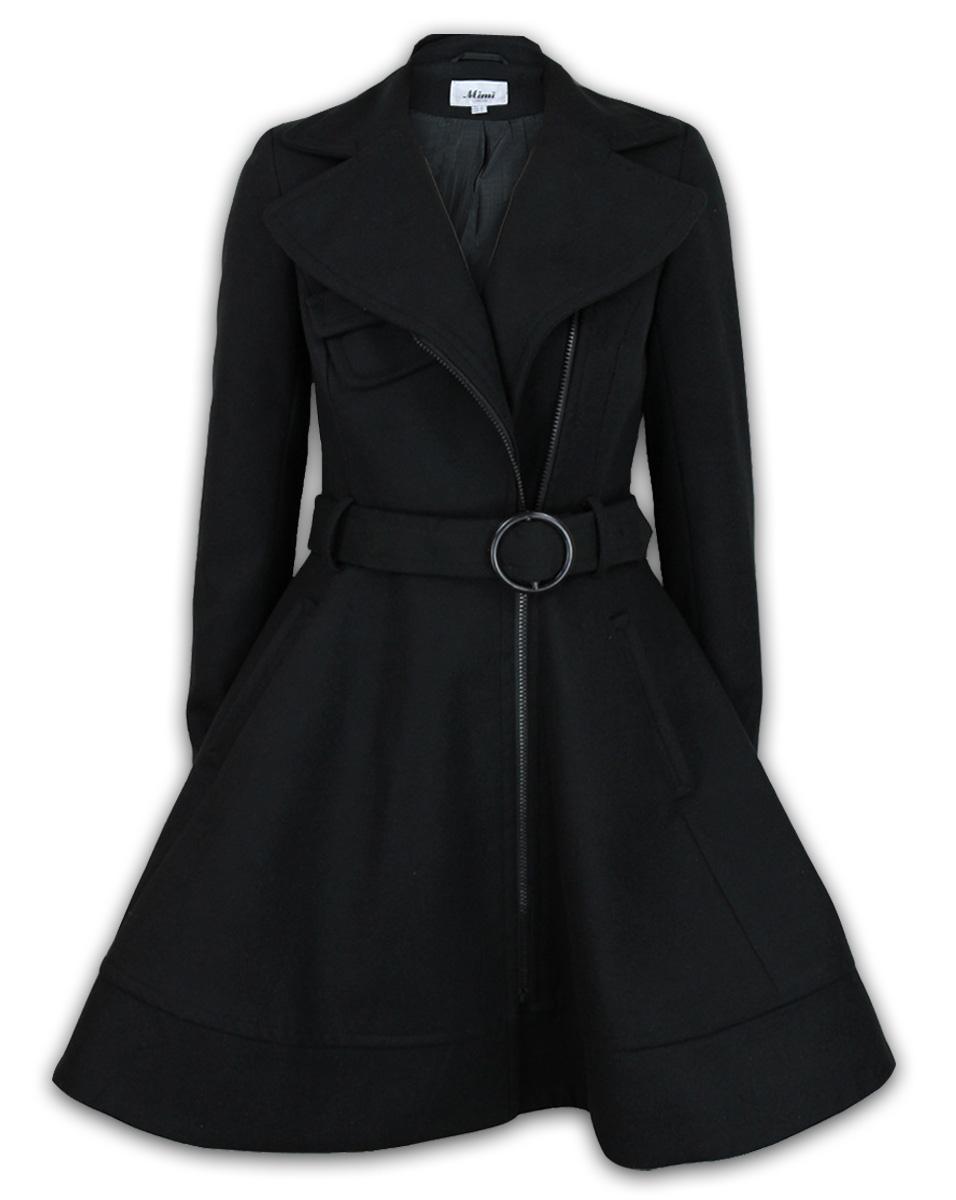 Warm coat for women