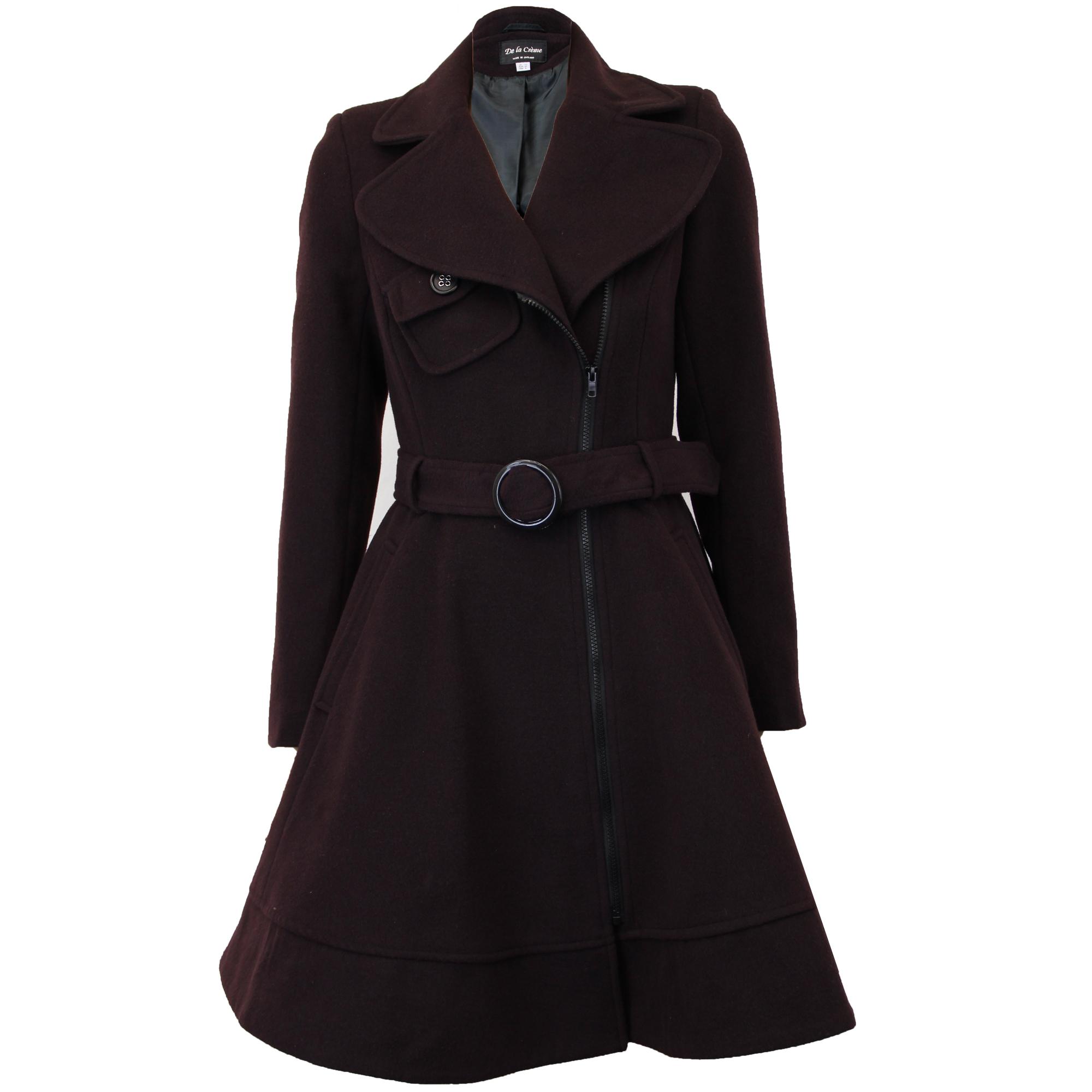 Womens wool coats