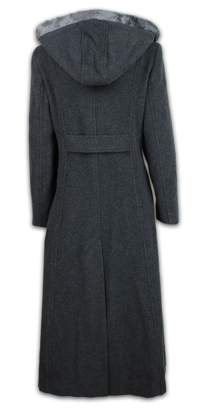 women s wool coats and cashmere coats Wrap up as temperatures fall with women's wool coats from trusted designers. While women's down coats offer enveloping warmth, wool and cashmere coats and trenches provide an elevated look and the ability to balance temperatures from these time-honored, natural fibers.