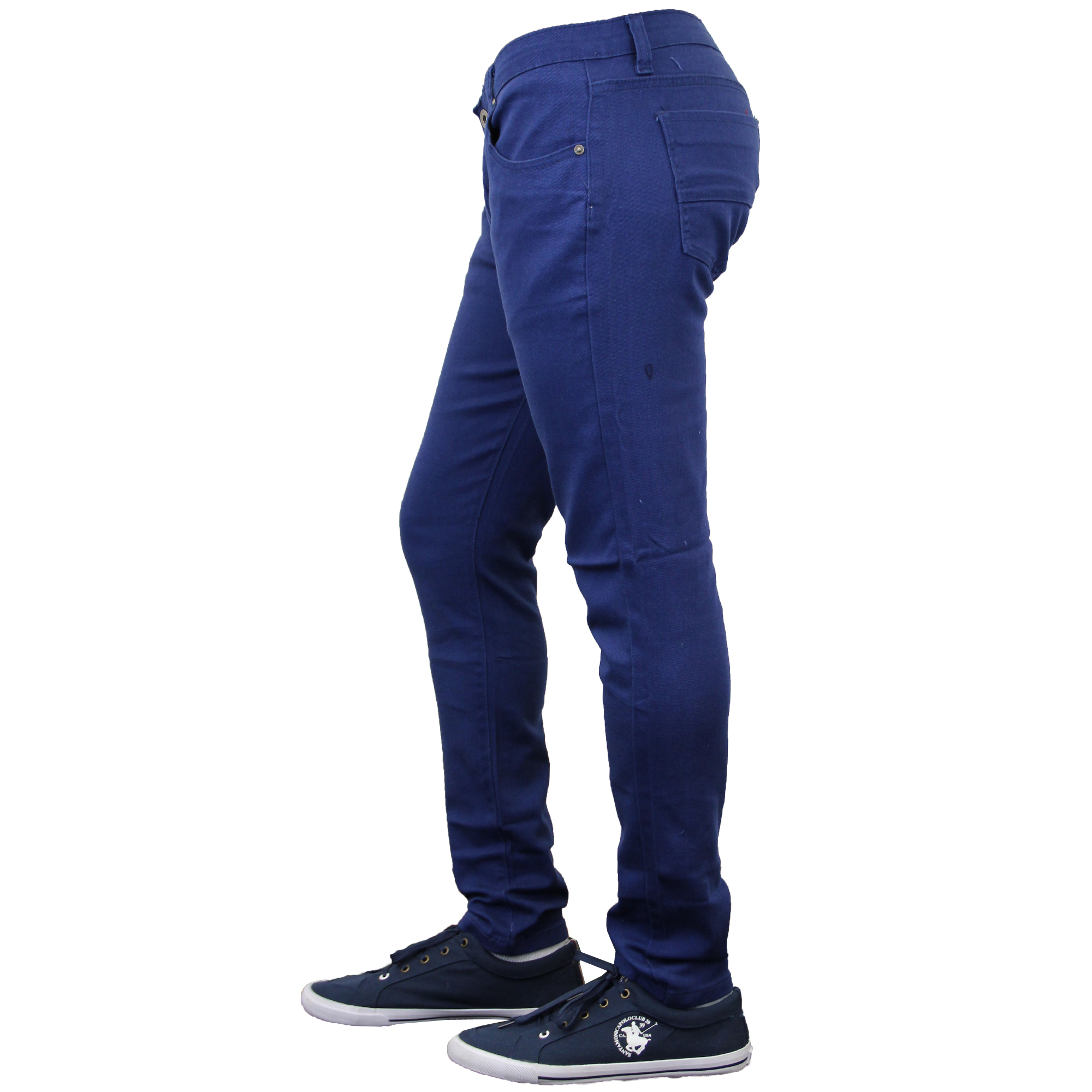 Mens-Skinny-Jeans-Soul-Star-Slim-Fit-Stretch-Denim-Pants-Trousers-Tapered-New