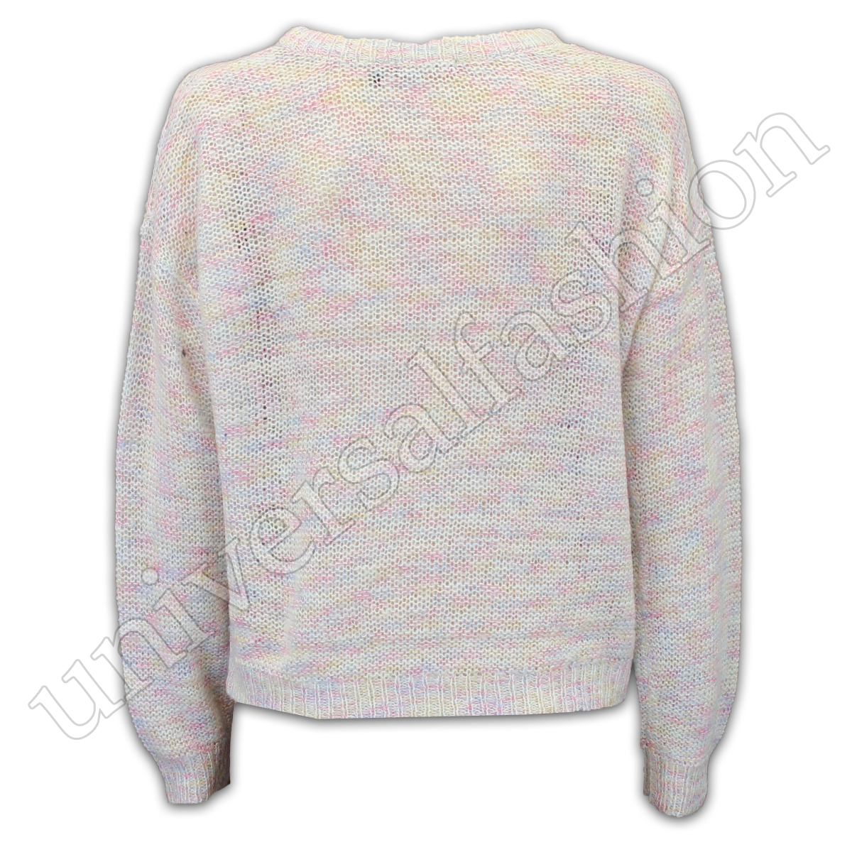 Mesdames pull Brave Soul Femme Tricoté Baggy top pull pull-over tricot partie