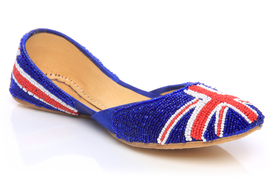 Unze-Union-Jack-Patterned-Indian-Khussa-Uk