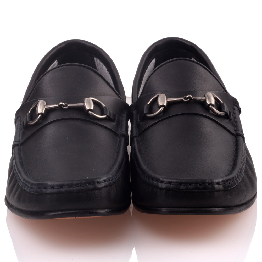 unze mens neirien leather formal dress shoes uk size 6