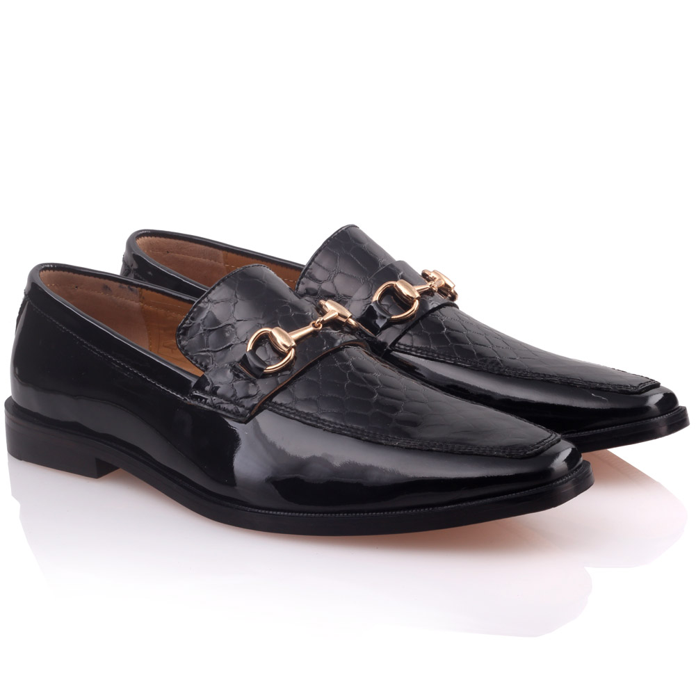unze new mens durby slipons leather designer shoes size 6