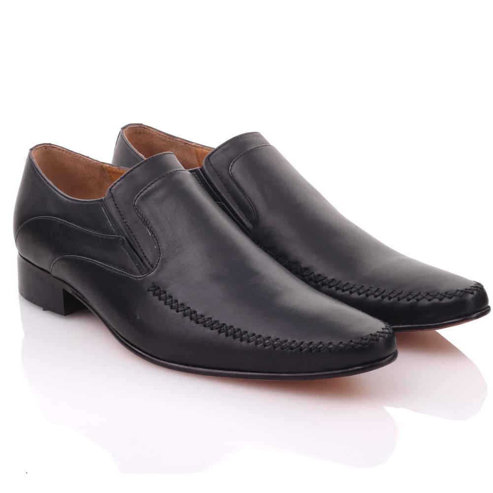 unze mens grenny leather formal dress laced up shoes uk