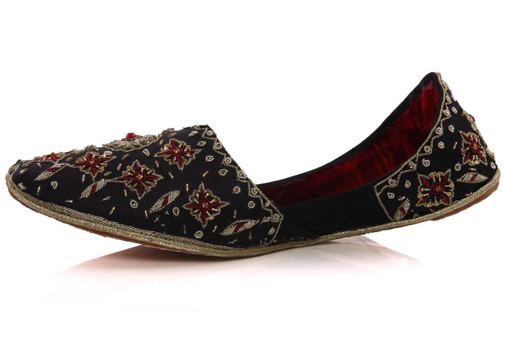 Mens Indian Khussa Shoes Size