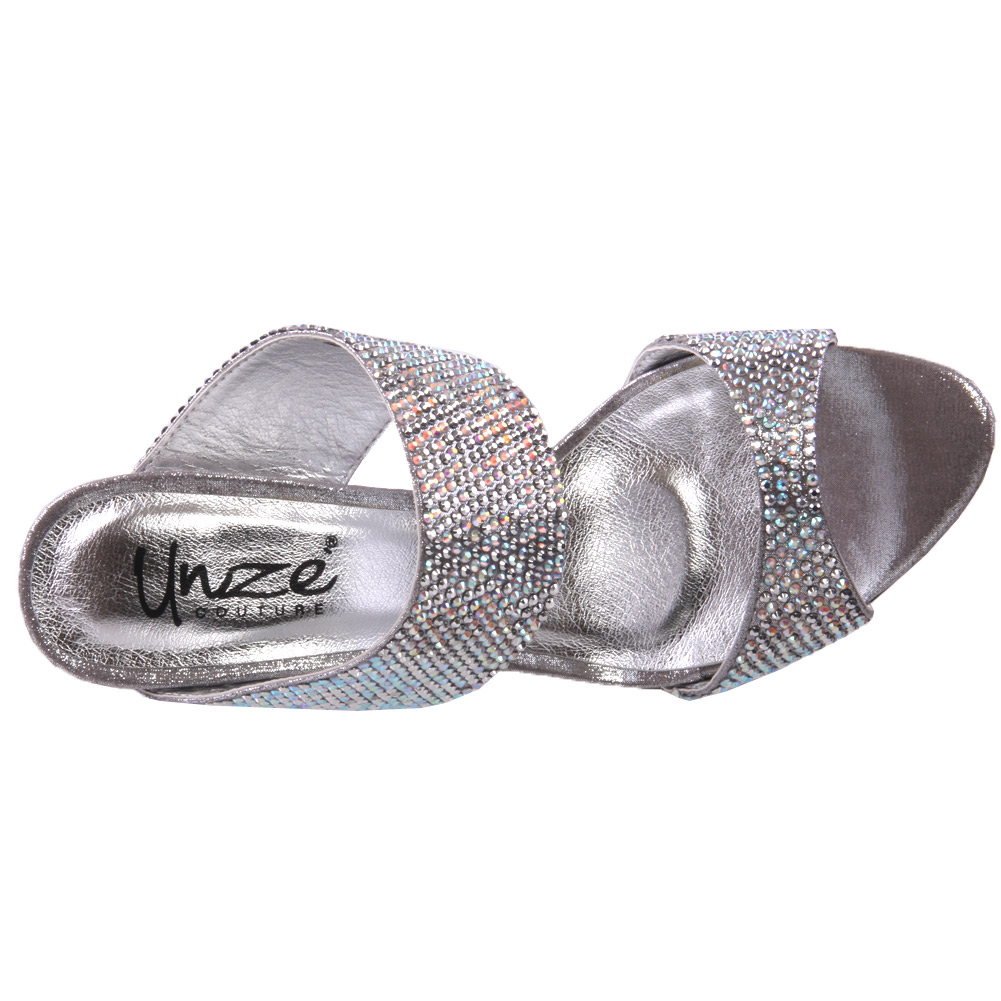 Silver Shoes Size 3 28 Images Silver Womens Diamante