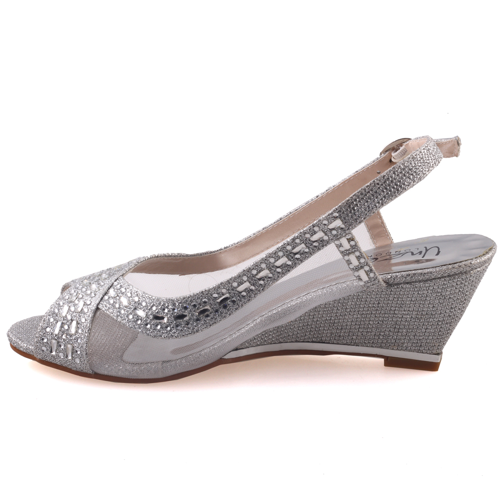 Best prices on Silver wedge in Women's Shoes online. Visit Bizrate to find the best deals on top brands. Read reviews on Clothing & Accessories merchants and buy .
