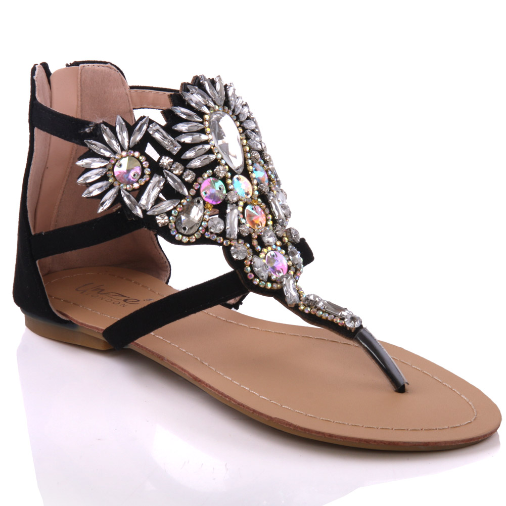 Excellent Vionic By Orthaheel Viviana Womens Embellished Sandals  Rakutencom