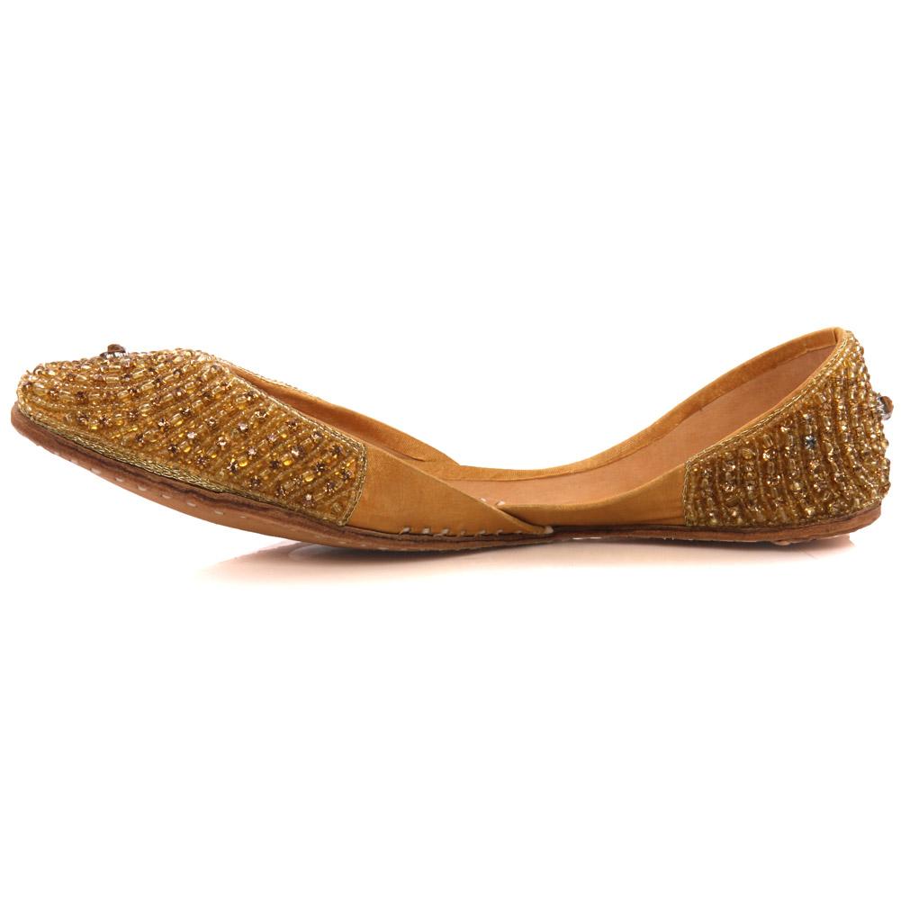 unze womens badolina decorated leather shoes uk size 3 8