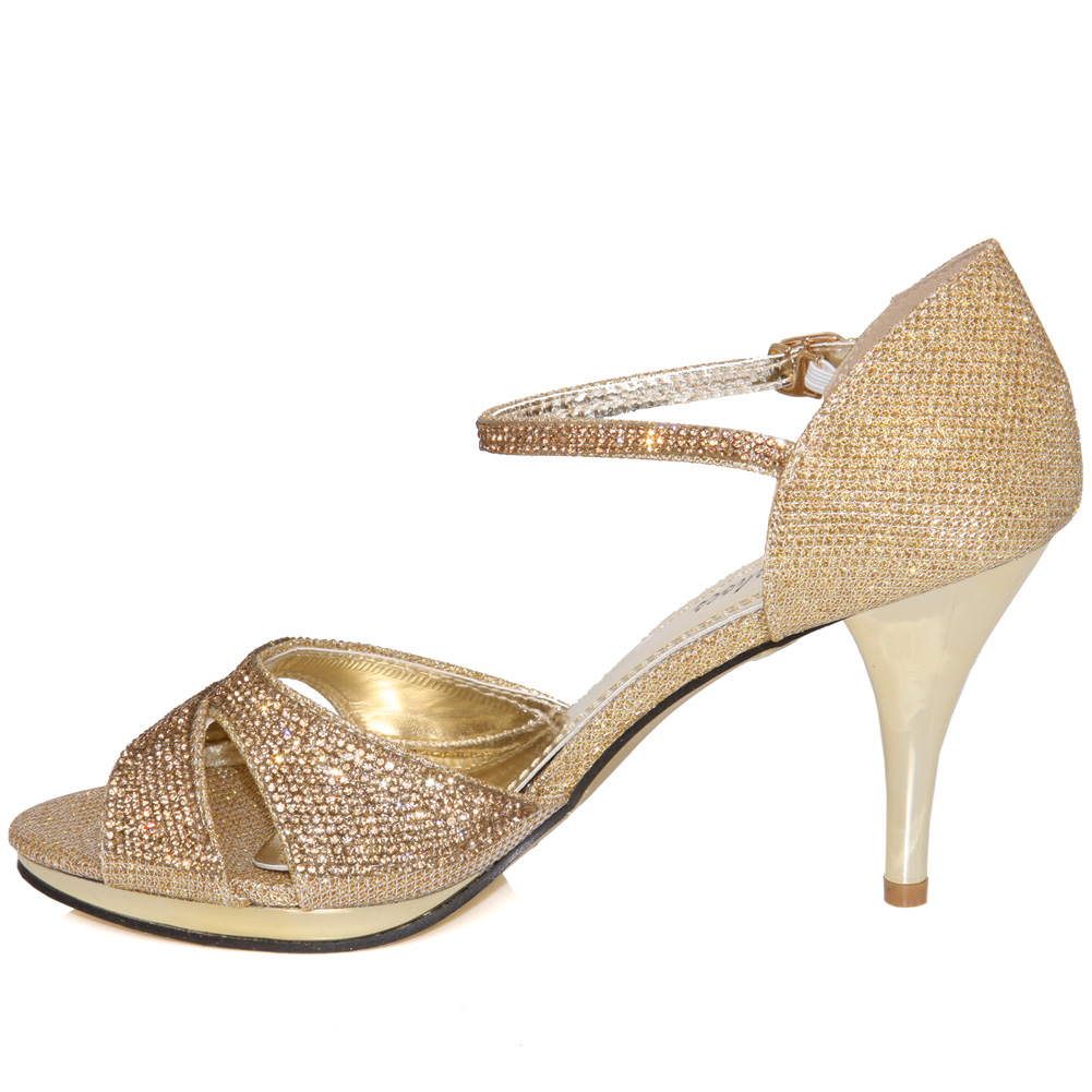 Lastest Womens Joanne Embellished Summer Sandals