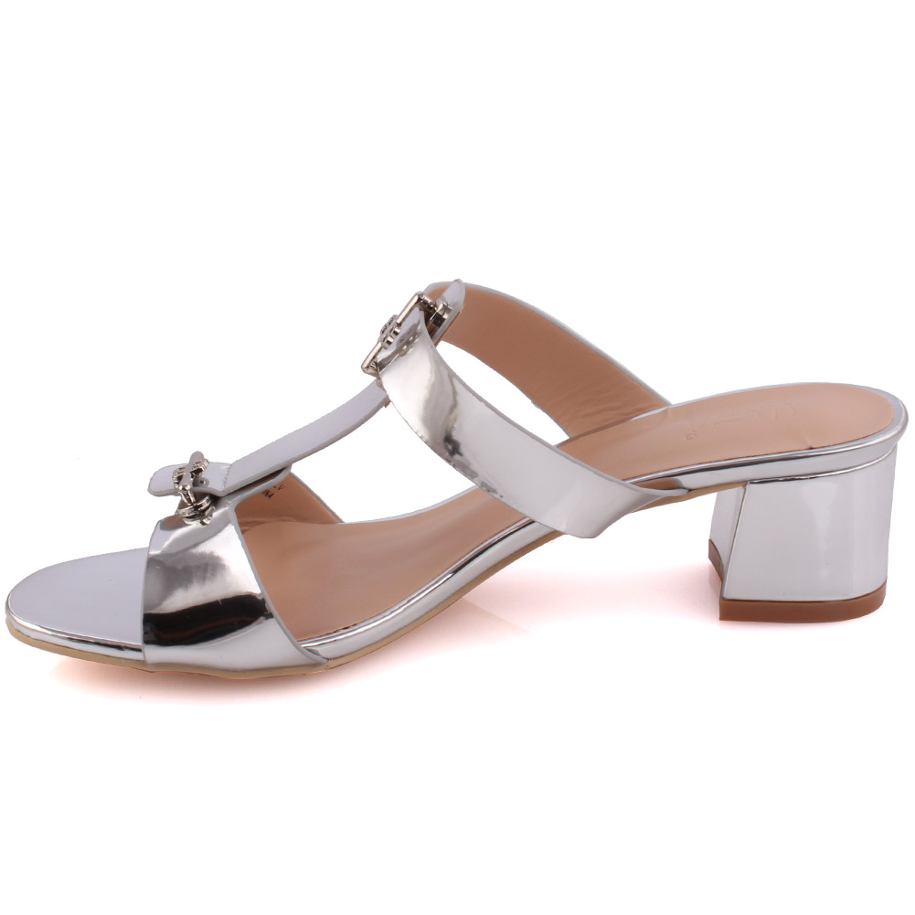 Silver Womens Heeled Sandals Sale: Save Up to 60% Off! Shop thrushop-9b4y6tny.ga's huge selection of Silver Heeled Sandals for Women - Over styles available. FREE Shipping & Exchanges, and a .
