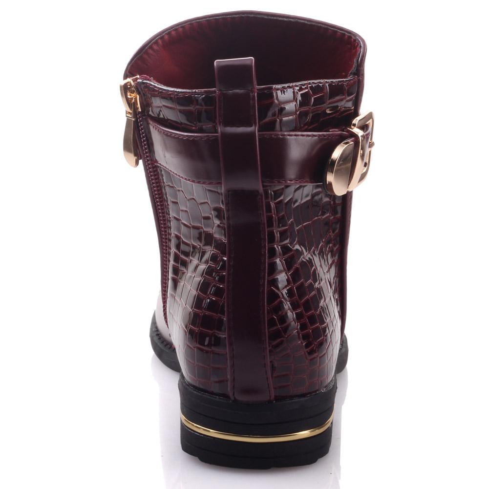 unze womens bernie chukka stylish winter ankle boots uk